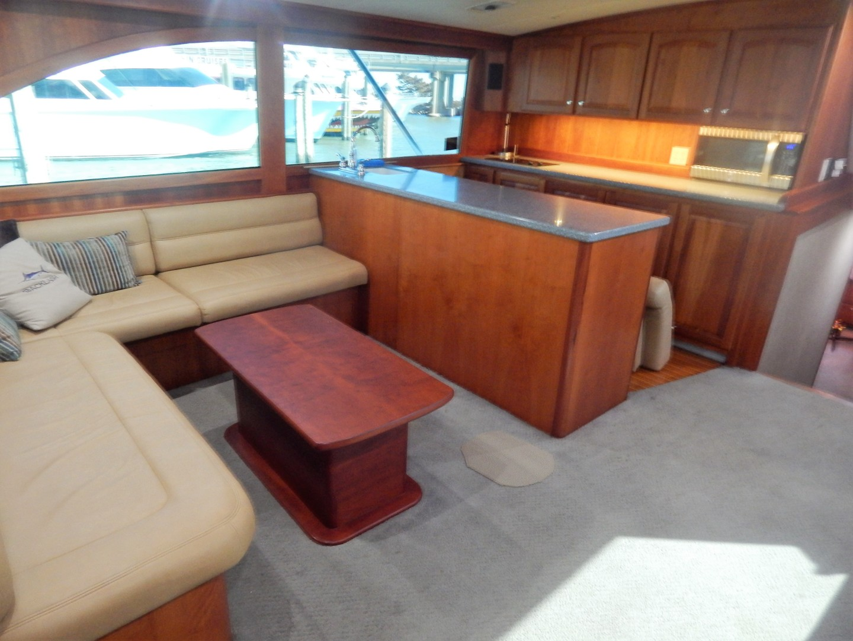 Custom-Perdue Custom Yachts Sportfish 2006-BACKLASH VA BEACH-Virginia-United States-1286566 | Thumbnail
