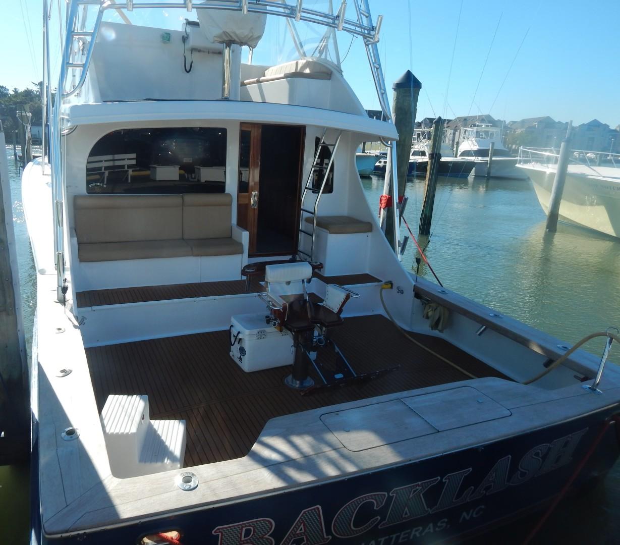 Custom-Perdue Custom Yachts Sportfish 2006-BACKLASH VA BEACH-Virginia-United States-1286546 | Thumbnail