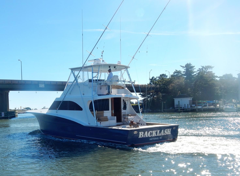 Custom-Perdue Custom Yachts Sportfish 2006-BACKLASH VA BEACH-Virginia-United States-1286545 | Thumbnail