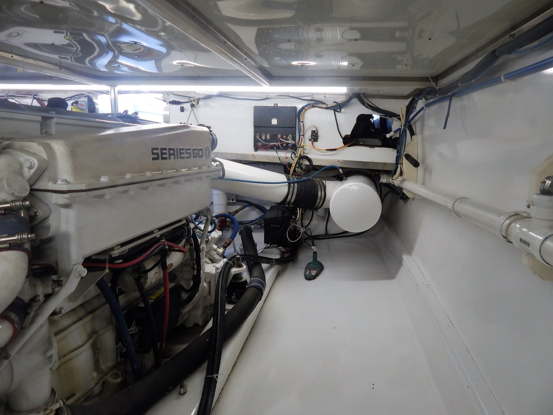 Custom-Perdue Custom Yachts Sportfish 2006-BACKLASH VA BEACH-Virginia-United States-1286584 | Thumbnail