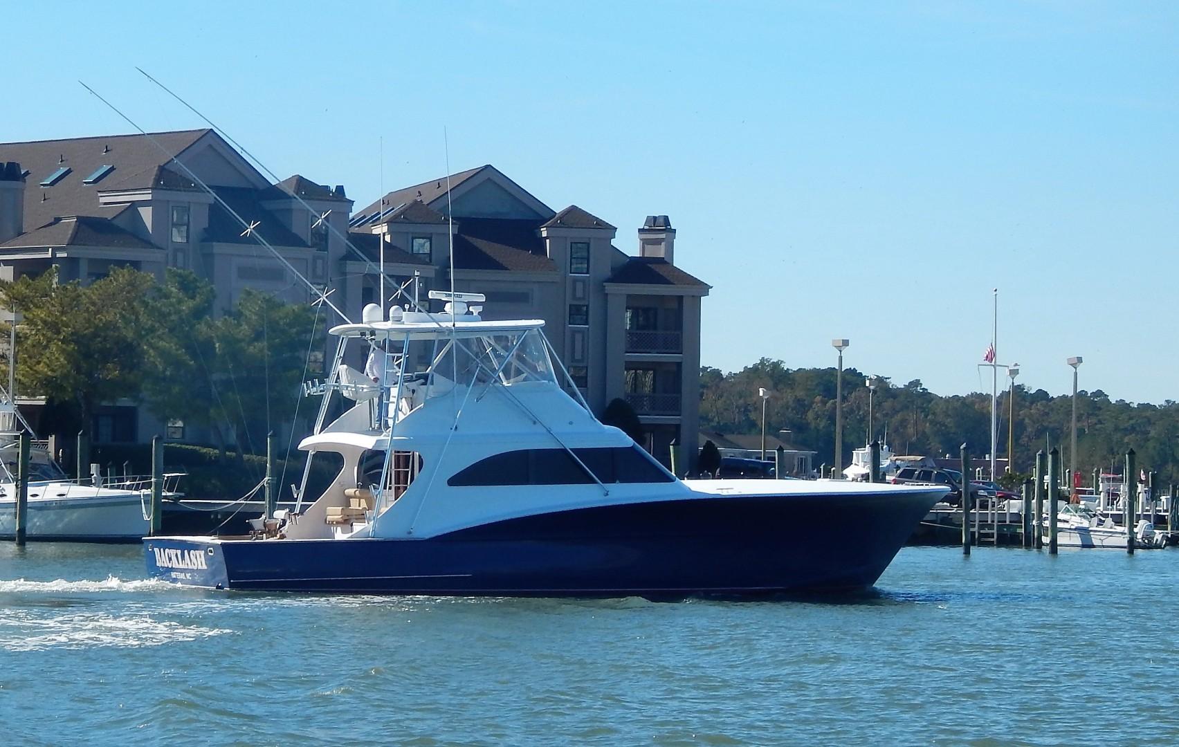 Custom-Perdue Custom Yachts Sportfish 2006-BACKLASH VA BEACH-Virginia-United States-1286542 | Thumbnail