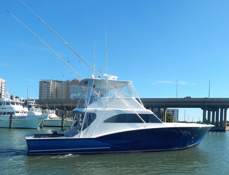 Custom-Perdue Custom Yachts Sportfish 2006-BACKLASH VA BEACH-Virginia-United States-1286543 | Thumbnail