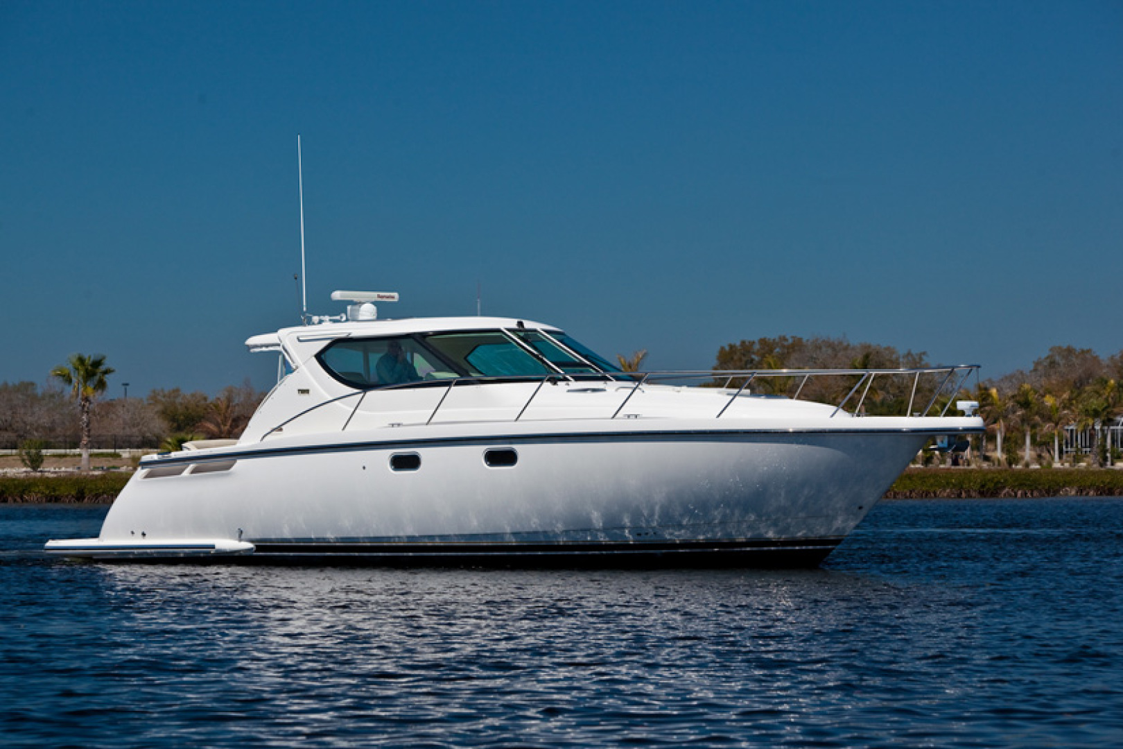 Picture Of: 43' Tiara 4300 Sovran 2011 Yacht For Sale | 1 of 34
