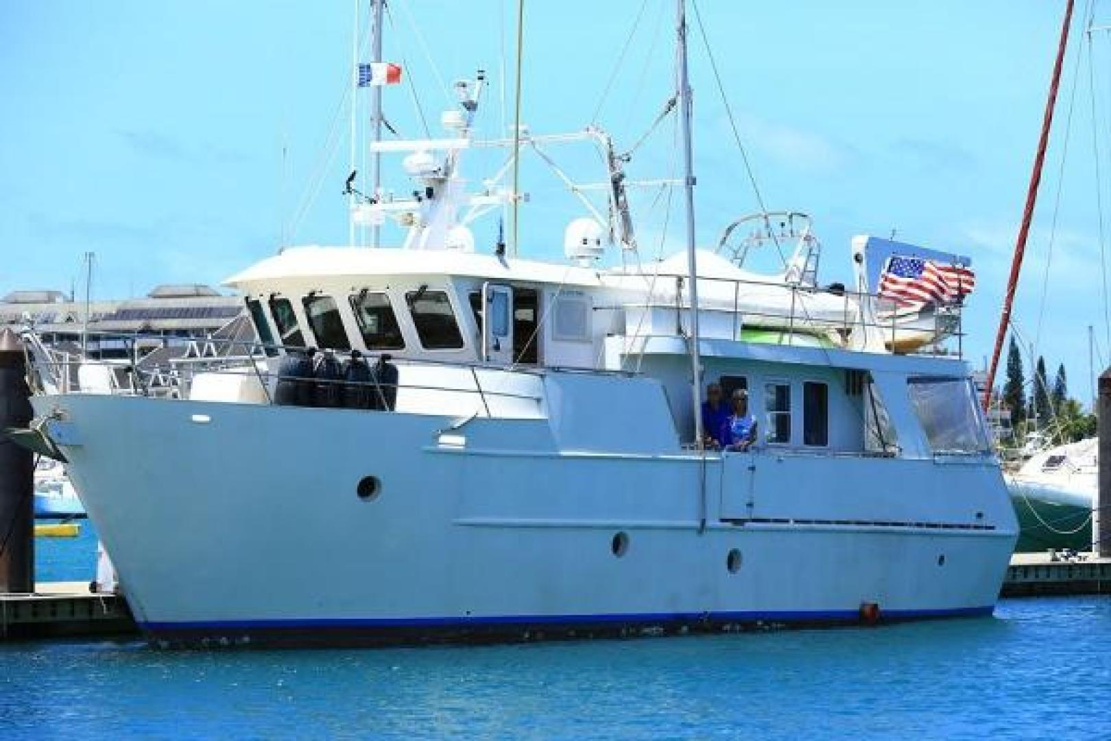 Picture Of: 55' Cape Horn 55 2000 Yacht For Sale | 1 of 31