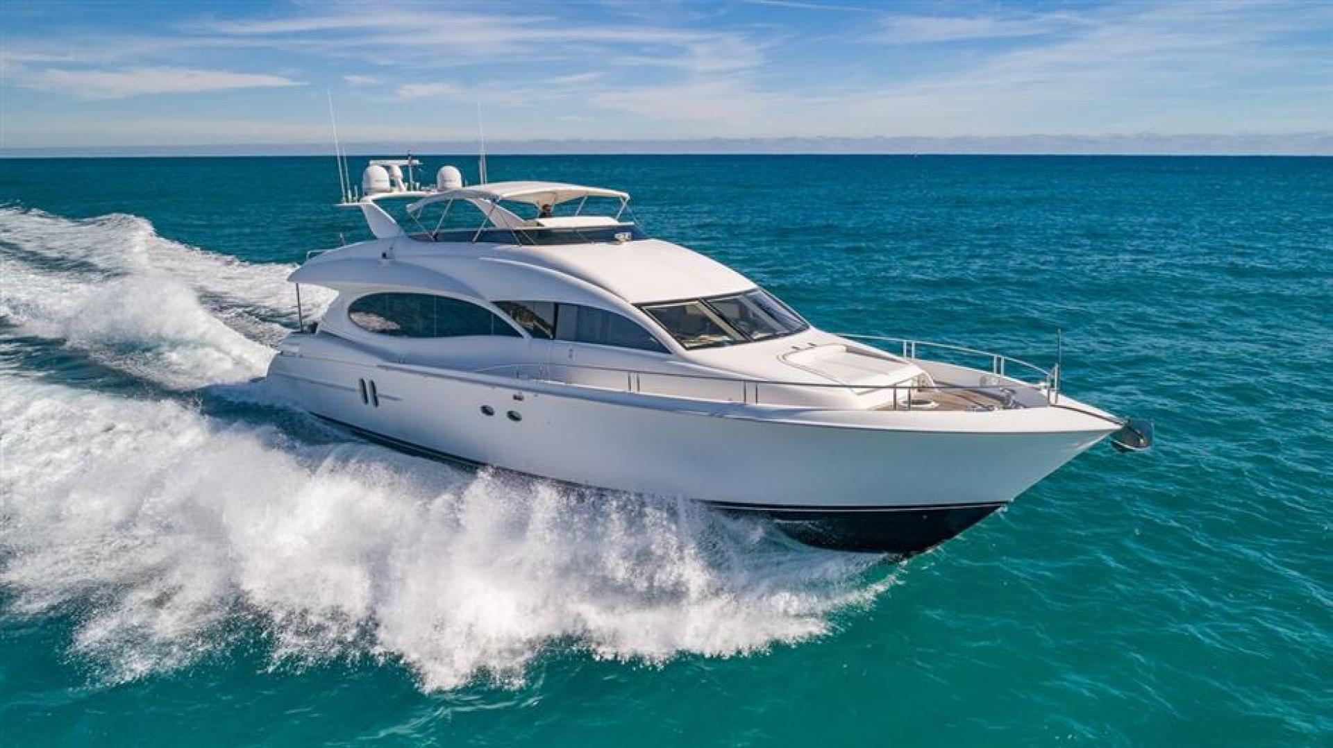 Picture Of: 80' Lazzara 2004 Yacht For Sale | 1 of 47