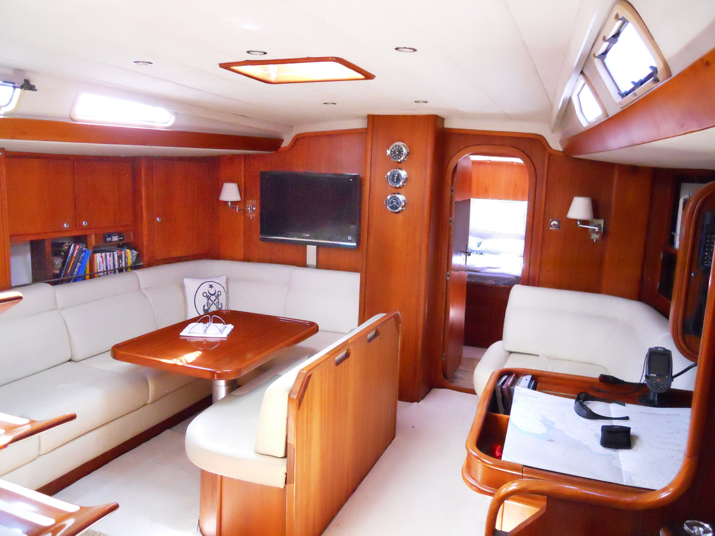 Picture Of: 66' Gorbon Custom 1997 Yacht For Sale | 2 of 38