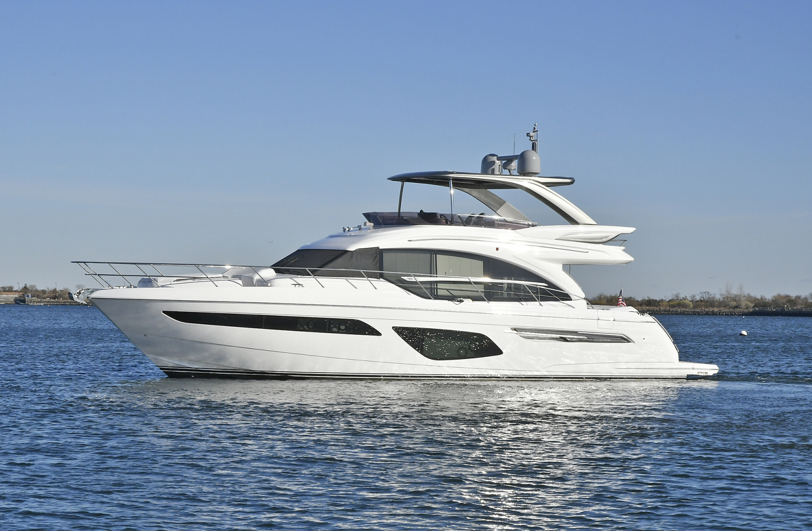 Picture Of: 63' Princess 62 Flybridge 2018 Yacht For Sale | 1 of 61