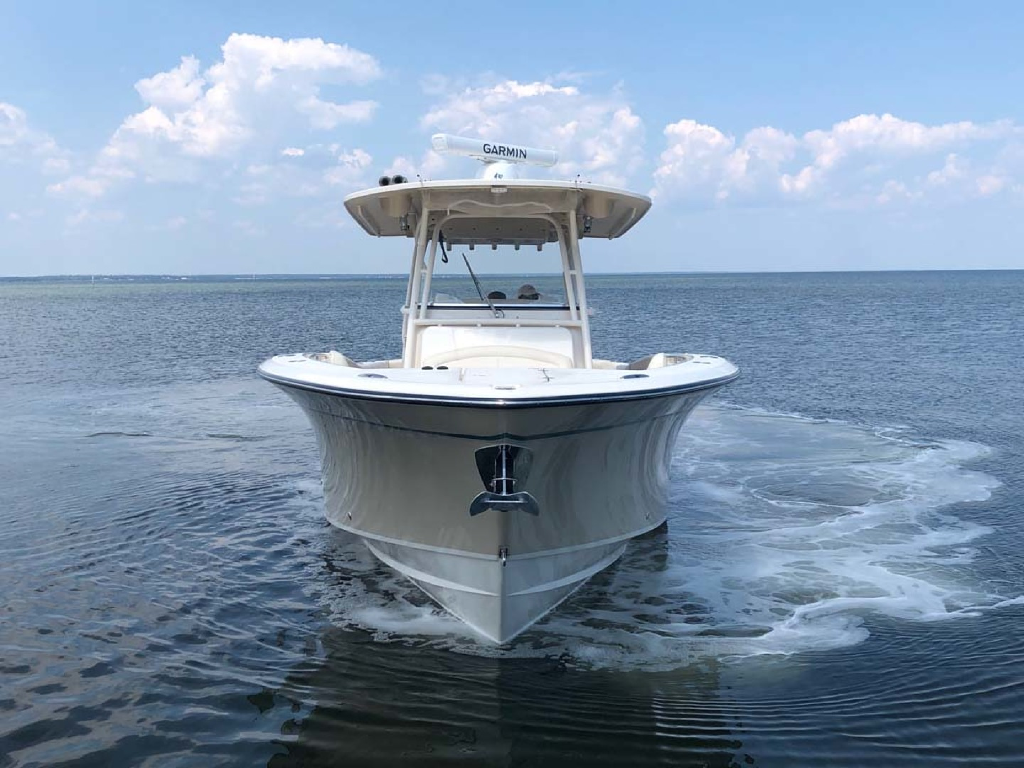 Grady-White-336 Canyon 2017-Lila Maya III Destin-Florida-United States-Bow Profile-1238850 | Thumbnail