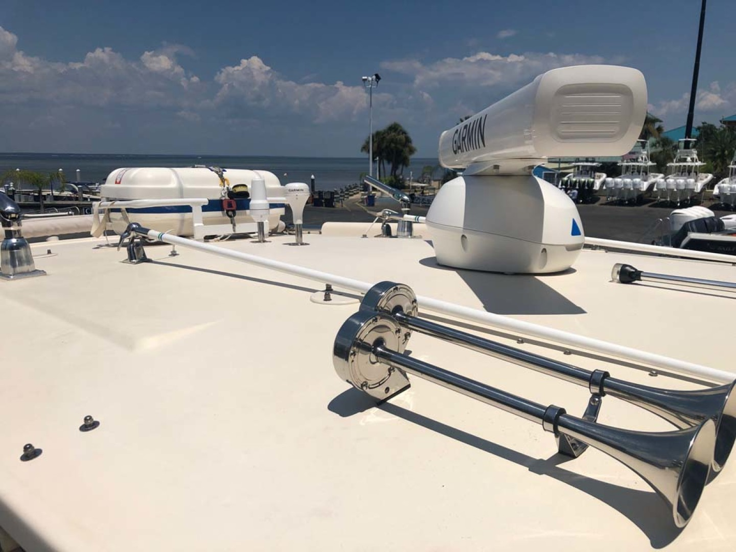 Grady-White-336 Canyon 2017-Lila Maya III Destin-Florida-United States-Hardtop  Radar, Liferaft, Horns-1238867 | Thumbnail