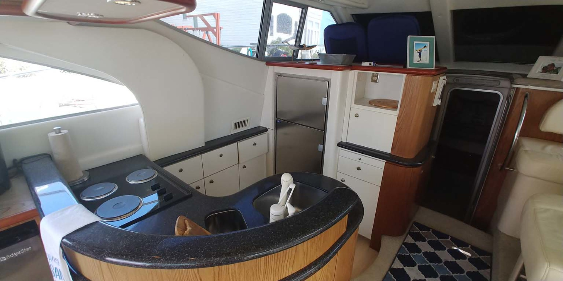 Maxum-46 SCB 2001-Soul Mate Ocean City-Maryland-United States-Galley-1238908 | Thumbnail