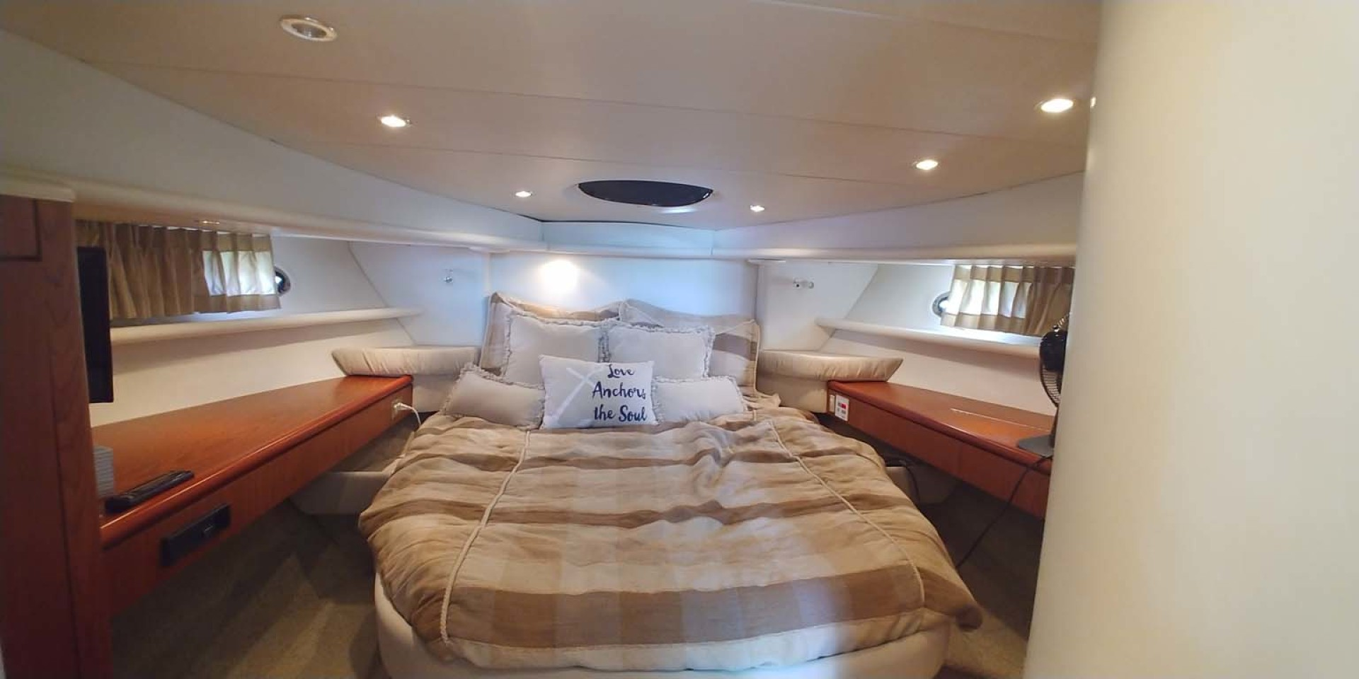 Maxum-46 SCB 2001-Soul Mate Ocean City-Maryland-United States Master Stateroom-1238911 | Thumbnail