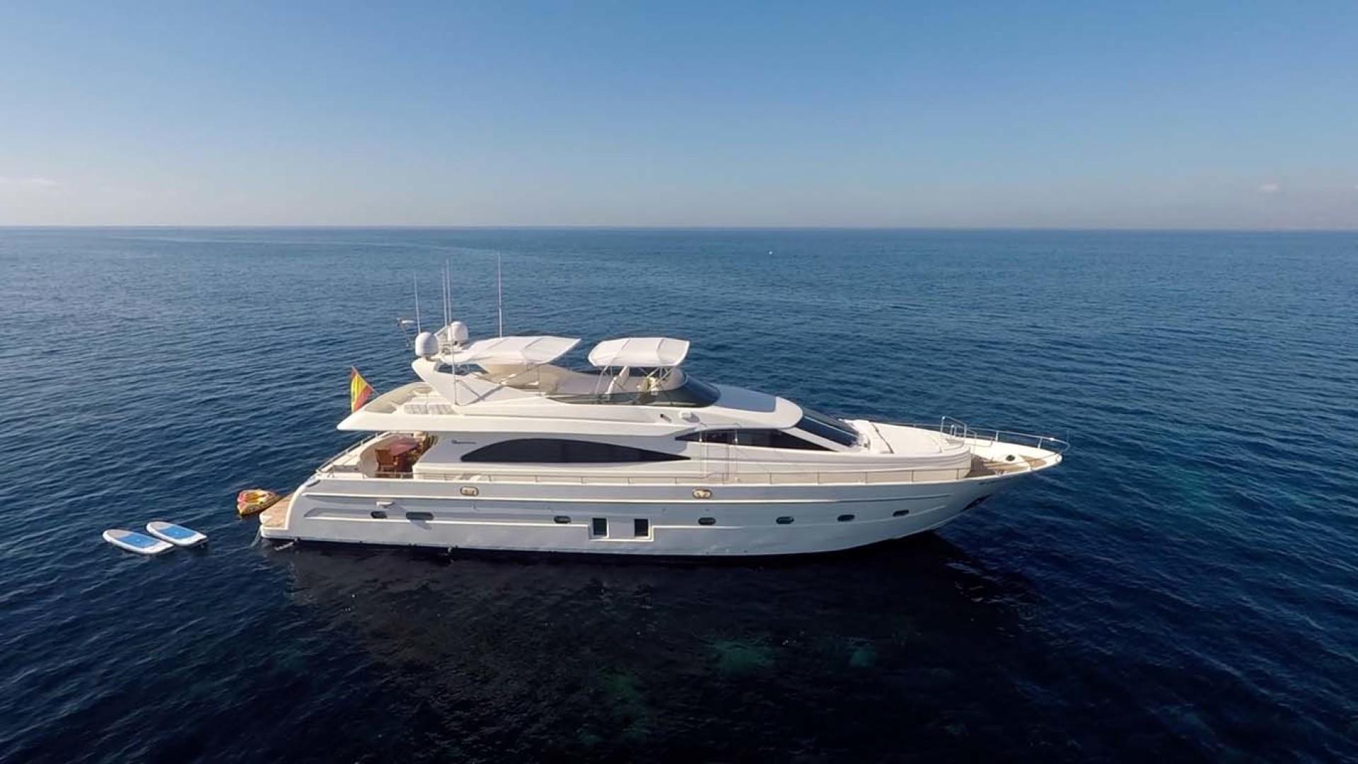 Astondoa-82 GLX 2006-Hemera Cuarta Ibiza-Spain-Starboard Side-1239820   Thumbnail