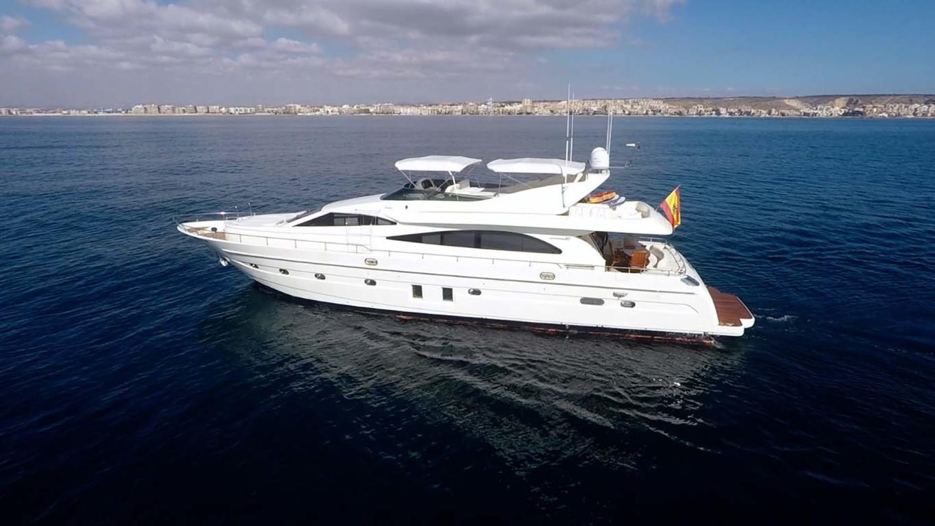 Astondoa-82 GLX 2006-Hemera Cuarta Ibiza-Spain-Port View-1239818   Thumbnail