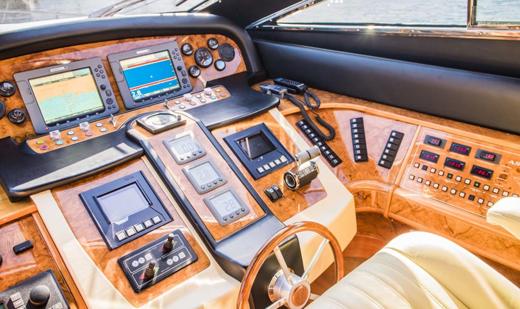Astondoa-82 GLX 2006-Hemera Cuarta Ibiza-Spain-Helm-1239735   Thumbnail