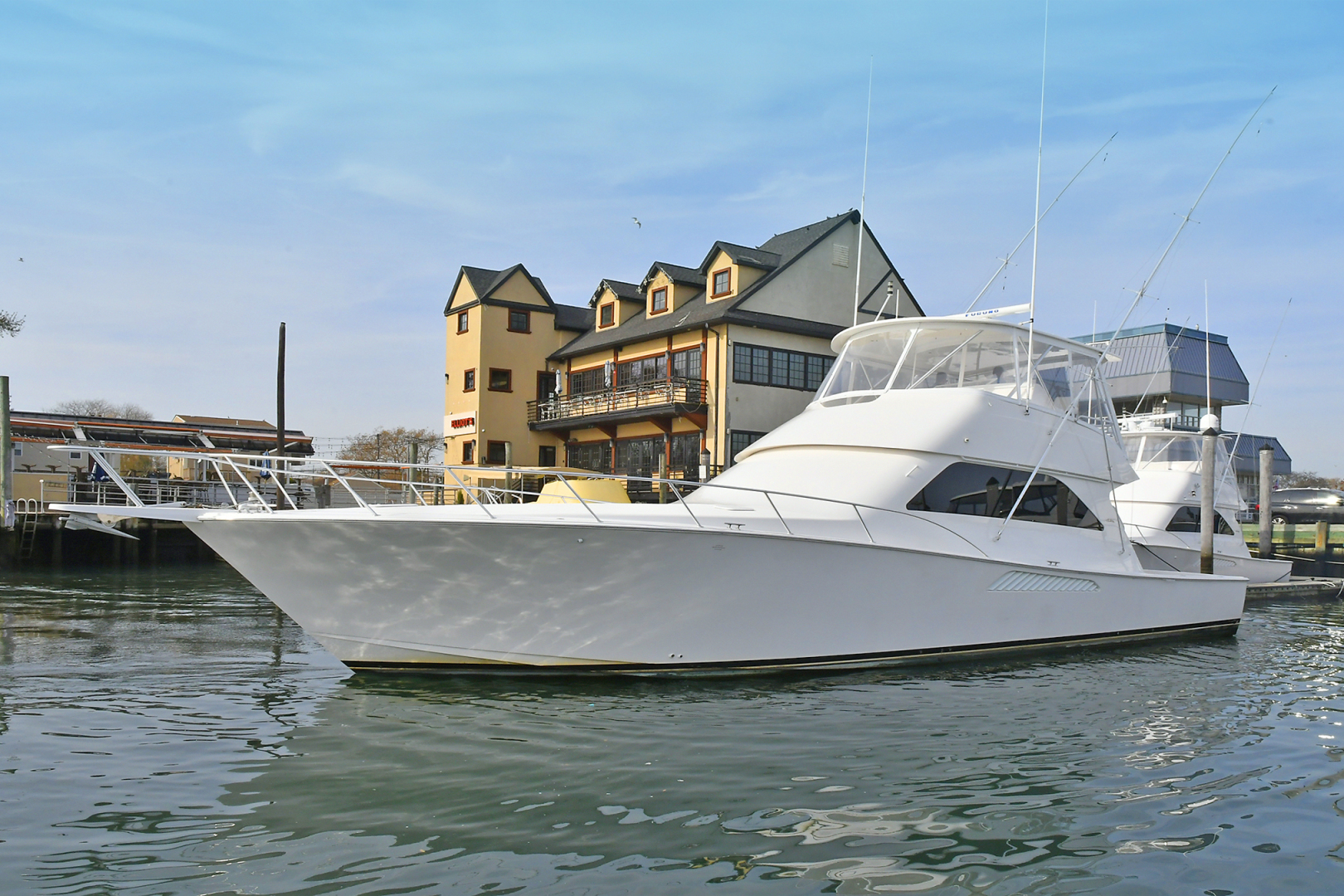 Picture Of: 56' Viking 56 Convertible 2006 Yacht For Sale | 2 of 39