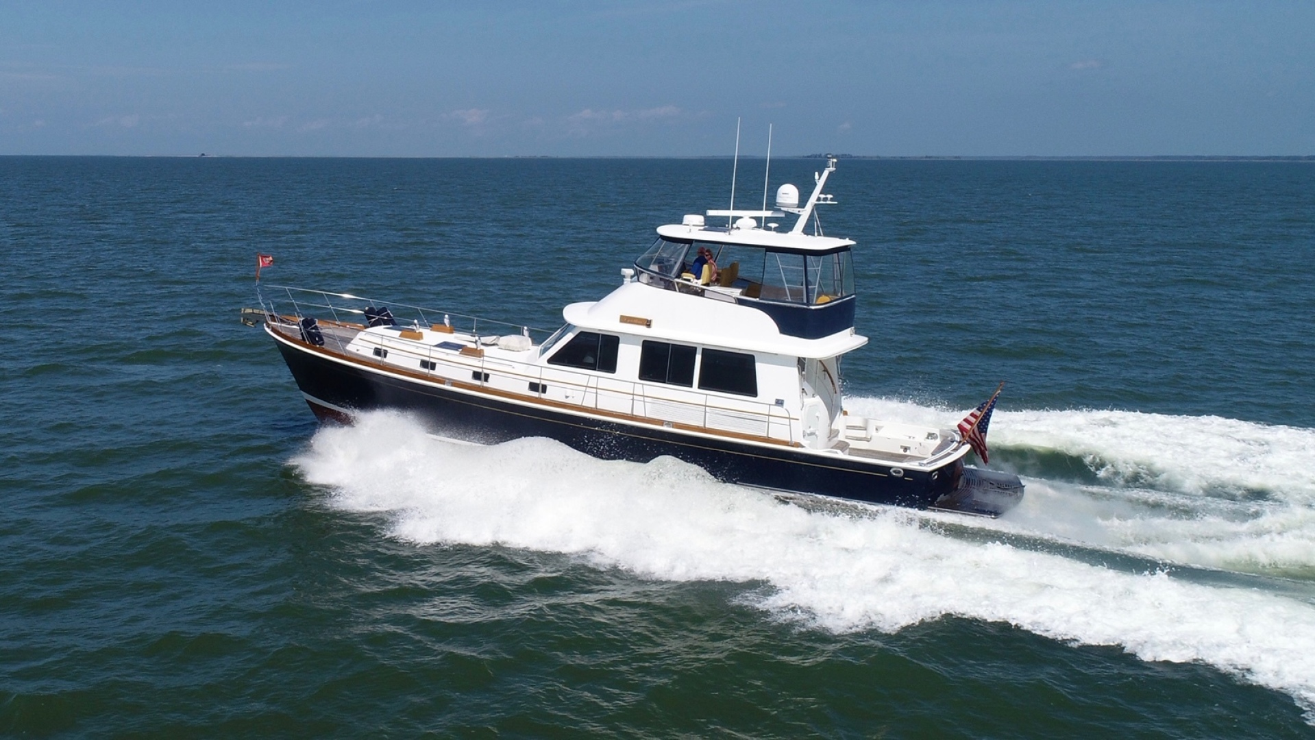 Picture Of: 58' Grand Banks 58 Eastbay 2004 Yacht For Sale | 1 of 112