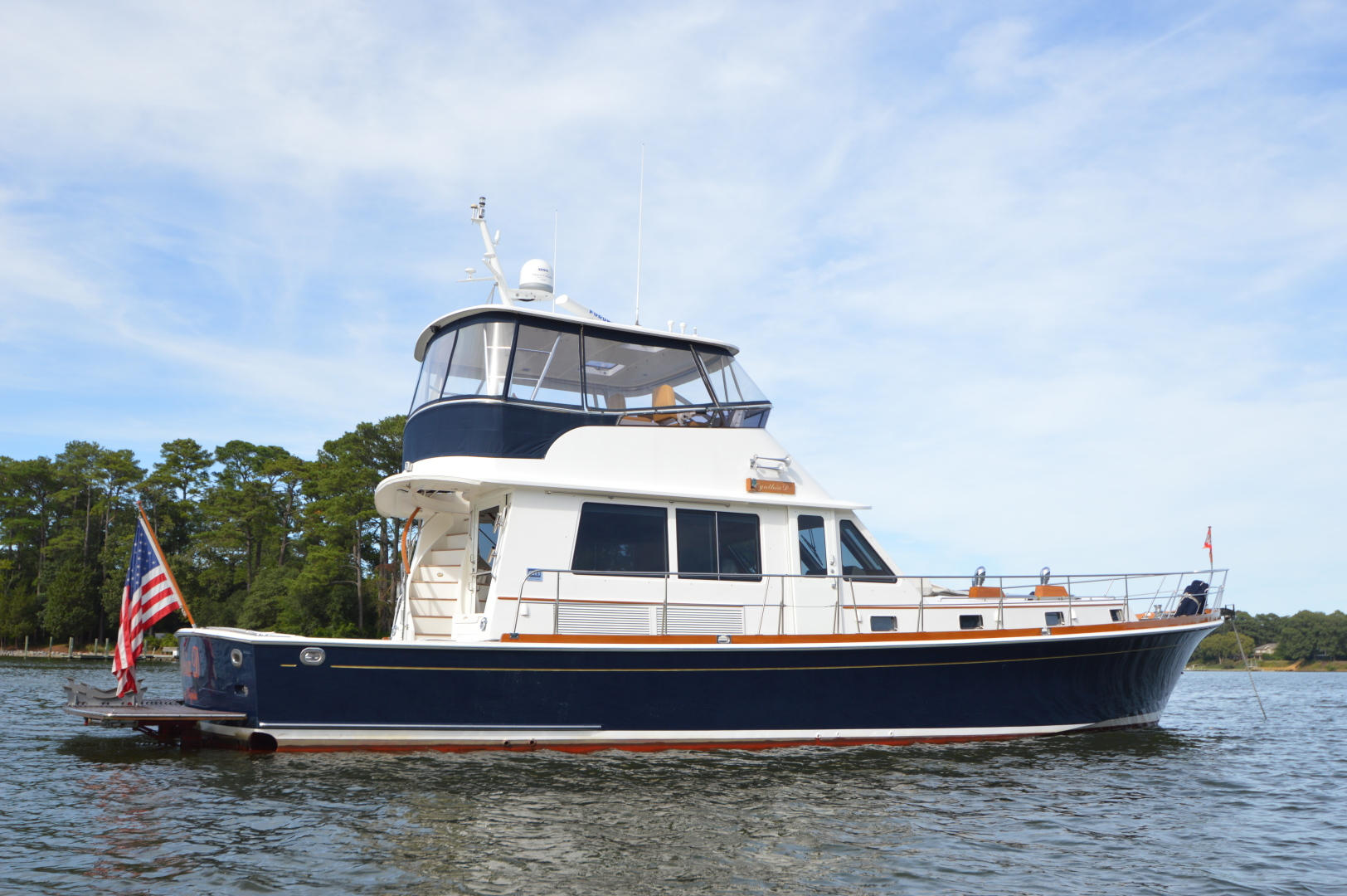 Picture Of: 58' Grand Banks 58 Eastbay 2004 Yacht For Sale | 1 of 76