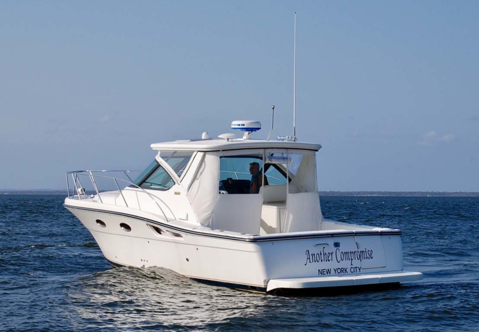 Tiara-3200 Open 2005-Another Compromise Long Island-New York-United States-Port Quarter-1242247 | Thumbnail