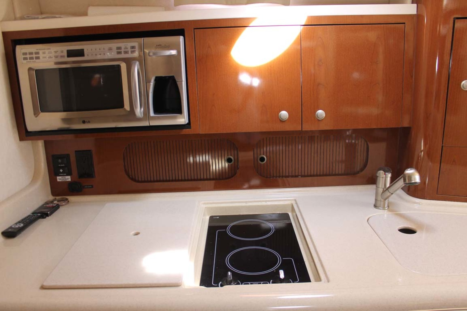 Sea Ray-340 Sundancer 2008-Miss Leah Somers Point-New Jersey-United States-Galley-1242064 | Thumbnail