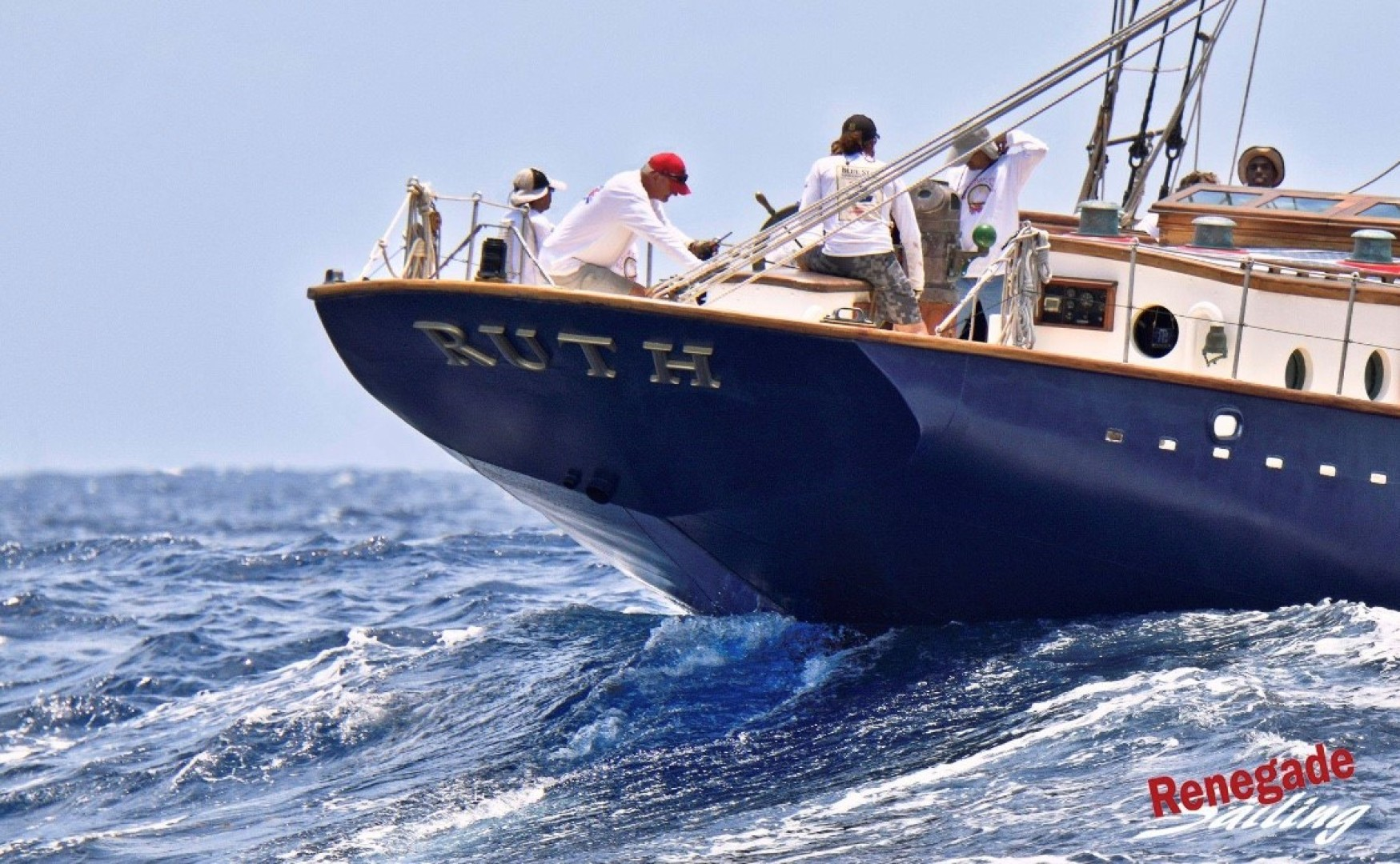 Custom-Grand Banks Schooner 2014-Schooner Ruth St. James-Barbados-1242235 | Thumbnail