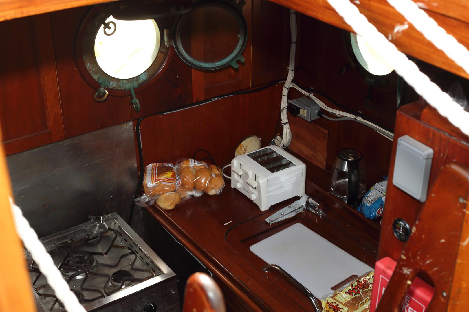 Custom-Grand Banks Schooner 2014-Schooner Ruth St. James-Barbados-1242243 | Thumbnail