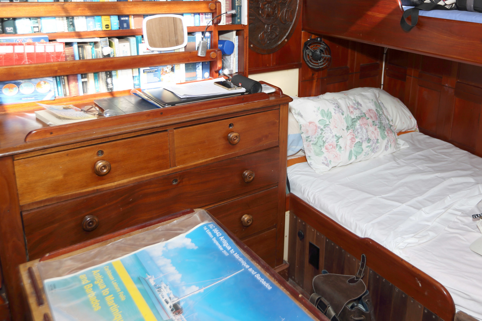 Custom-Grand Banks Schooner 2014-Schooner Ruth St. James-Barbados-1242239 | Thumbnail