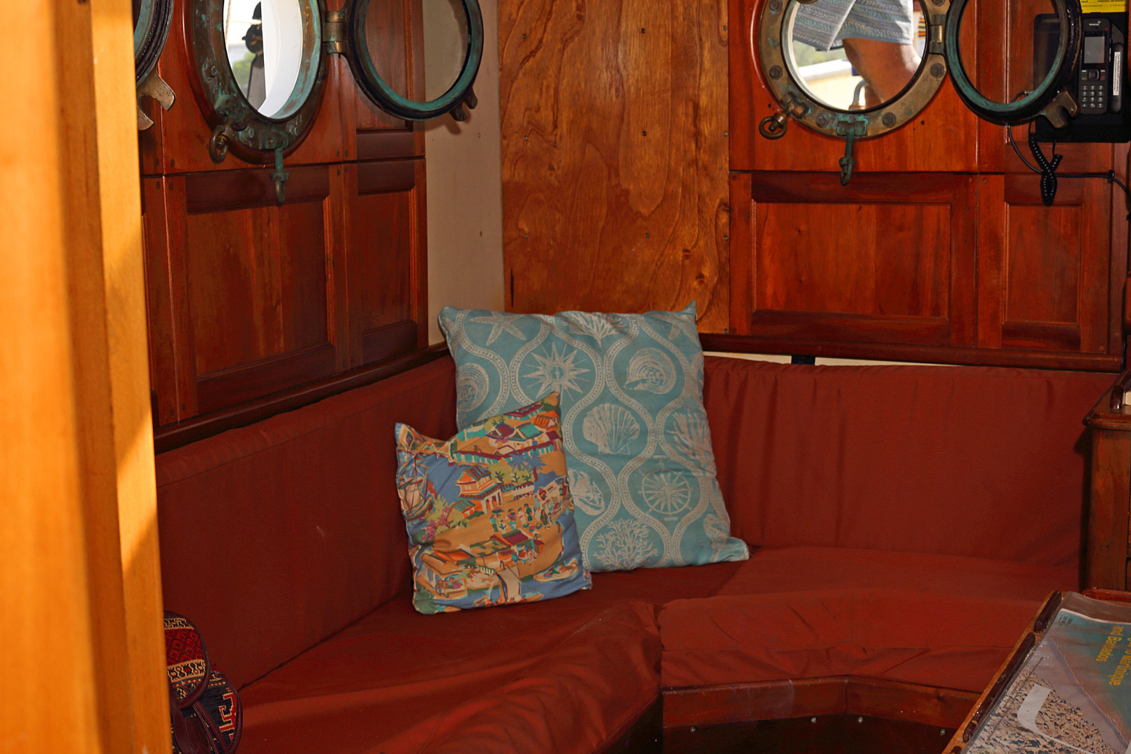 Custom-Grand Banks Schooner 2014-Schooner Ruth St. James-Barbados-1242238 | Thumbnail