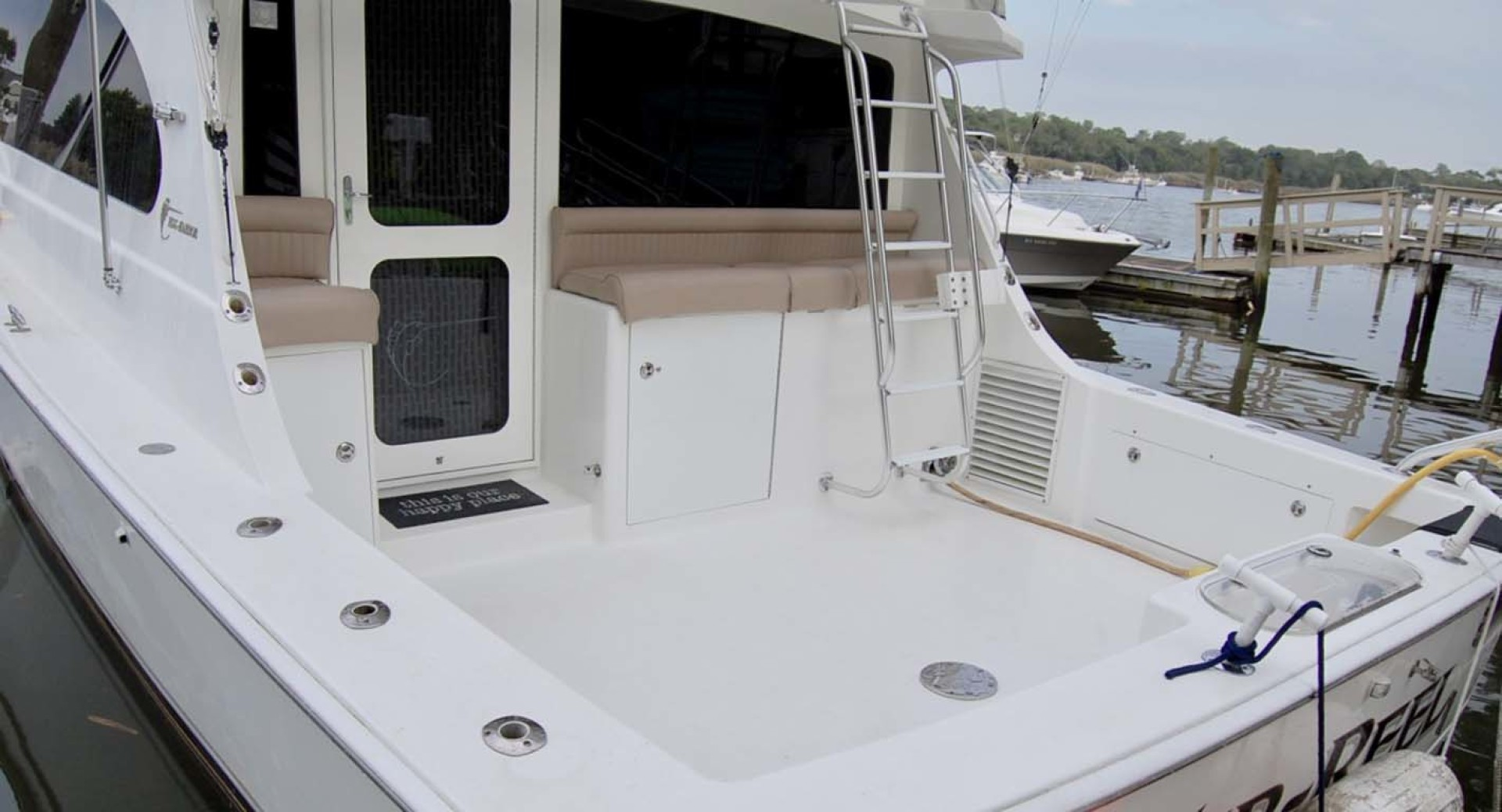 Egg Harbor-42 Sport Yacht 2002-Sir Reel Moriches-New York-United States-Cockpit-1242333 | Thumbnail