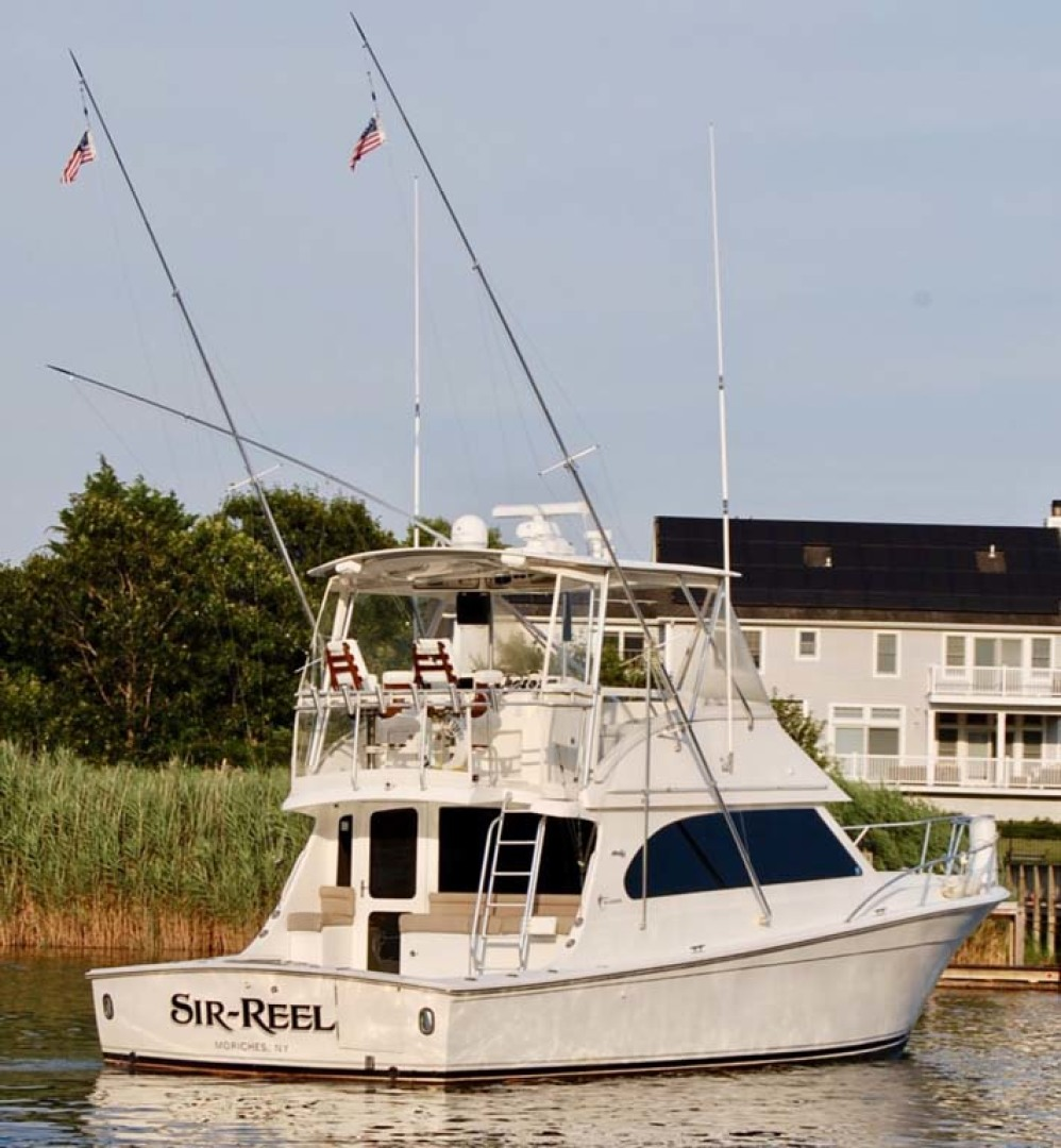 Egg Harbor-42 Sport Yacht 2002-Sir Reel Moriches-New York-United States-Starboard Aft-1242330 | Thumbnail