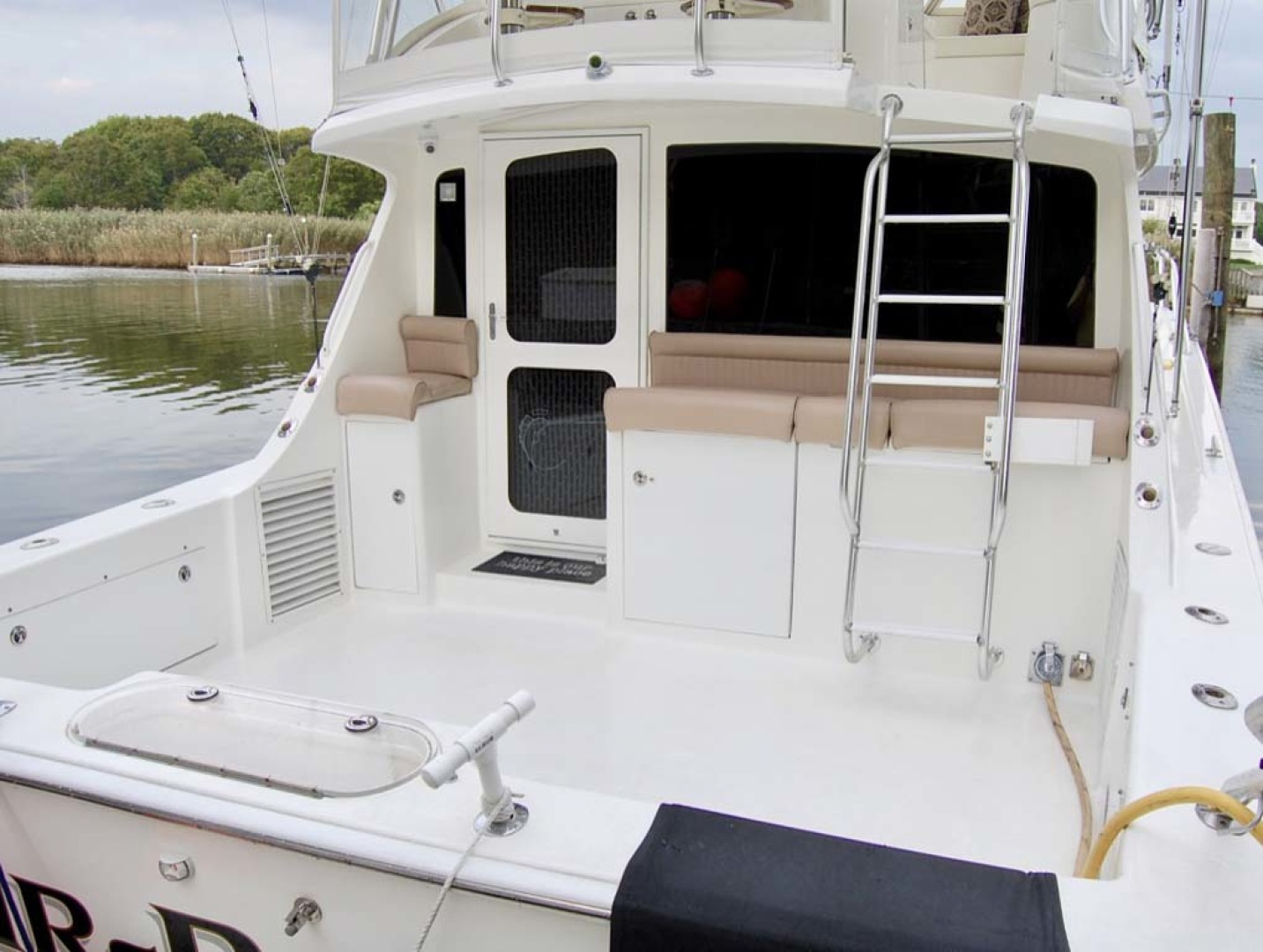 Egg Harbor-42 Sport Yacht 2002-Sir Reel Moriches-New York-United States-Cockpit-1242332 | Thumbnail