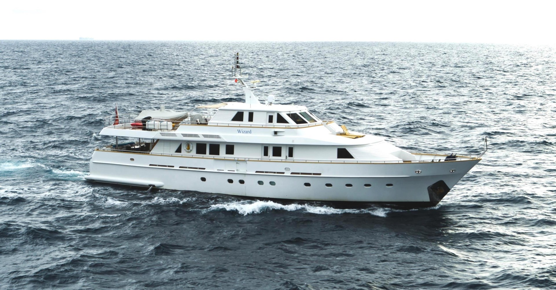 Picture Of: 100' Porsius 1985 Yacht For Sale | 1 of 34