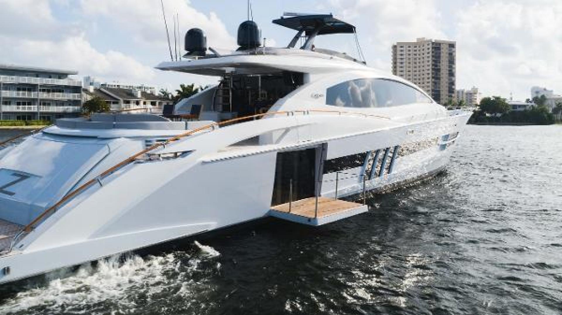 Lazzara-LSX 92 2012-Helios Florida-United States-1244118 | Thumbnail
