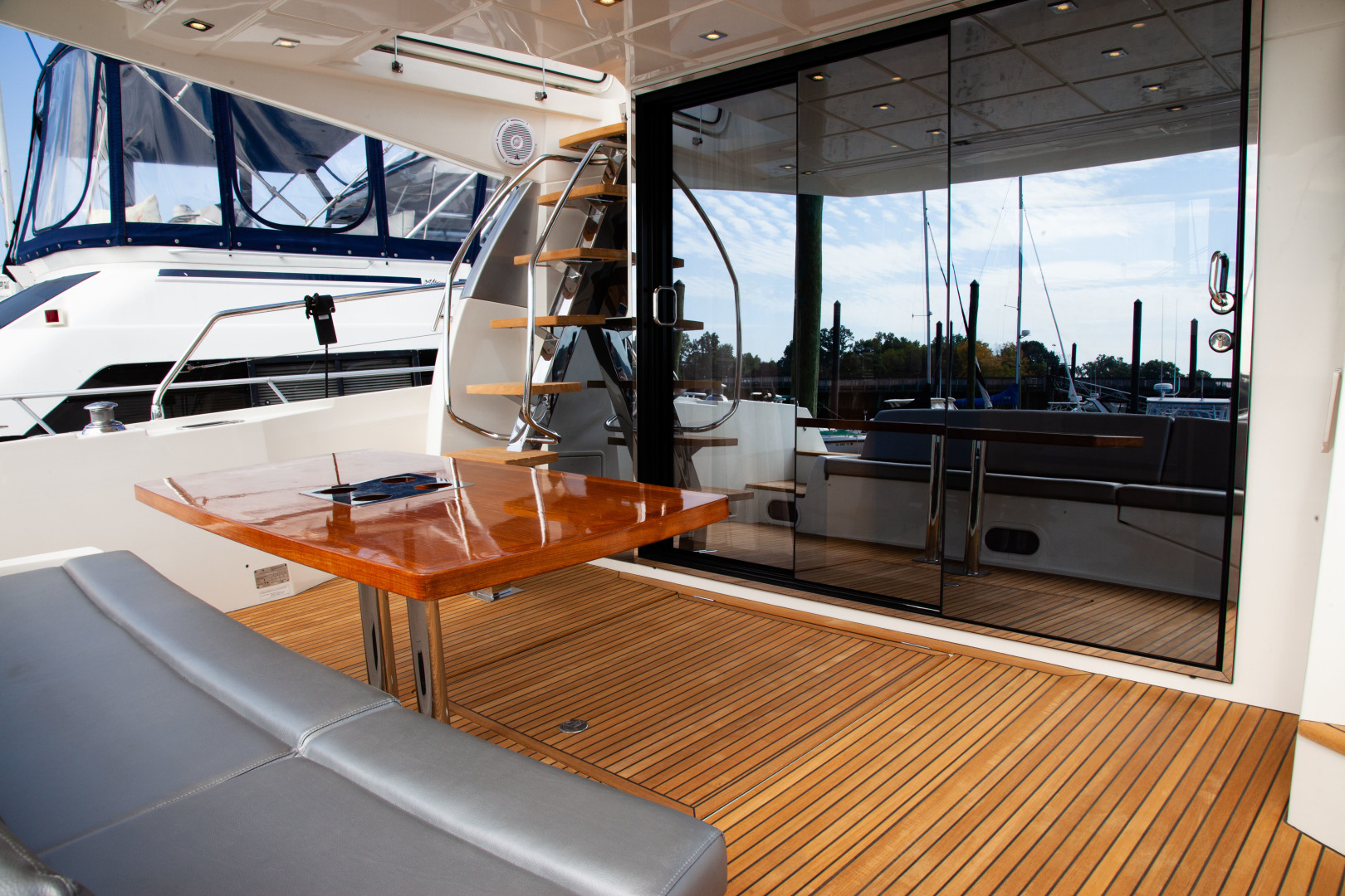 Picture Of: 58' Prestige 550 Flybridge 2014 Yacht For Sale | 2 of 52