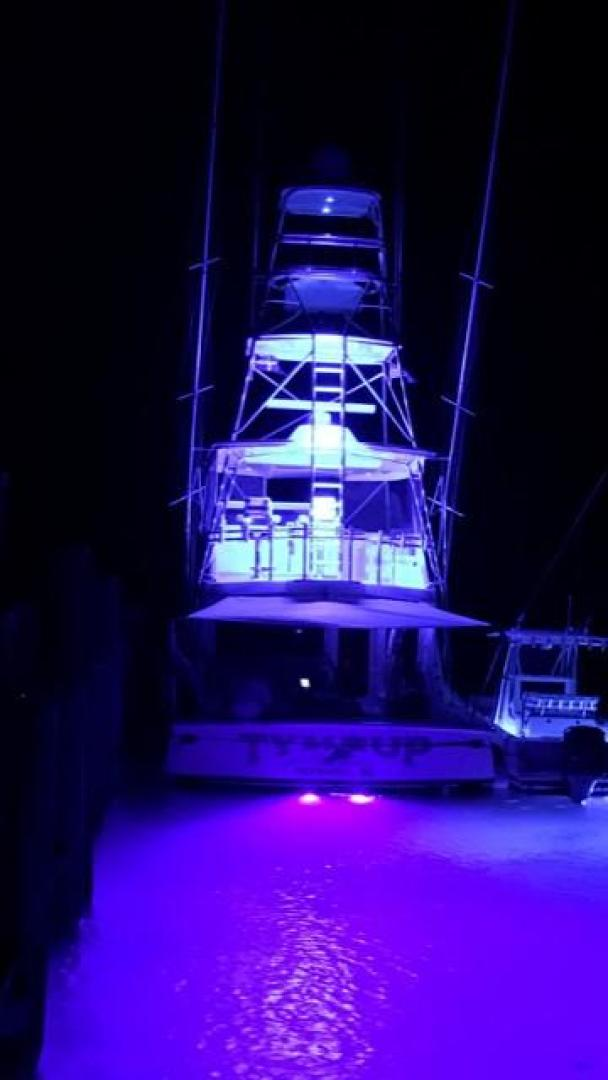 Hatteras-60 GT 2008-Ty Me Up Stuart-Florida-United States-Underwater Lights-1255306 | Thumbnail