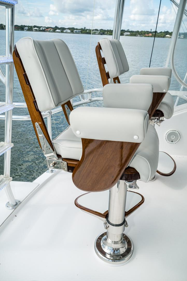 Hatteras-60 GT 2008-Ty Me Up Stuart-Florida-United States-Release Chairs 2-1255262 | Thumbnail