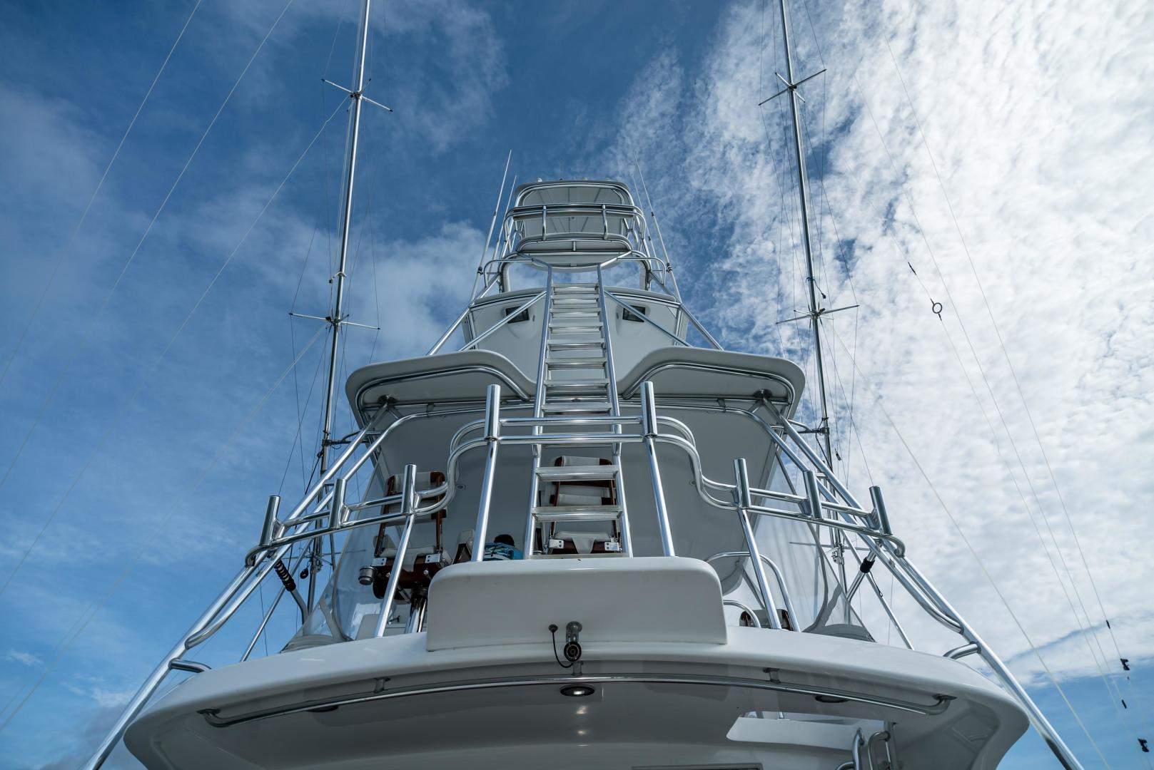 Hatteras-60 GT 2008-Ty Me Up Stuart-Florida-United States-Tower-1255277 | Thumbnail