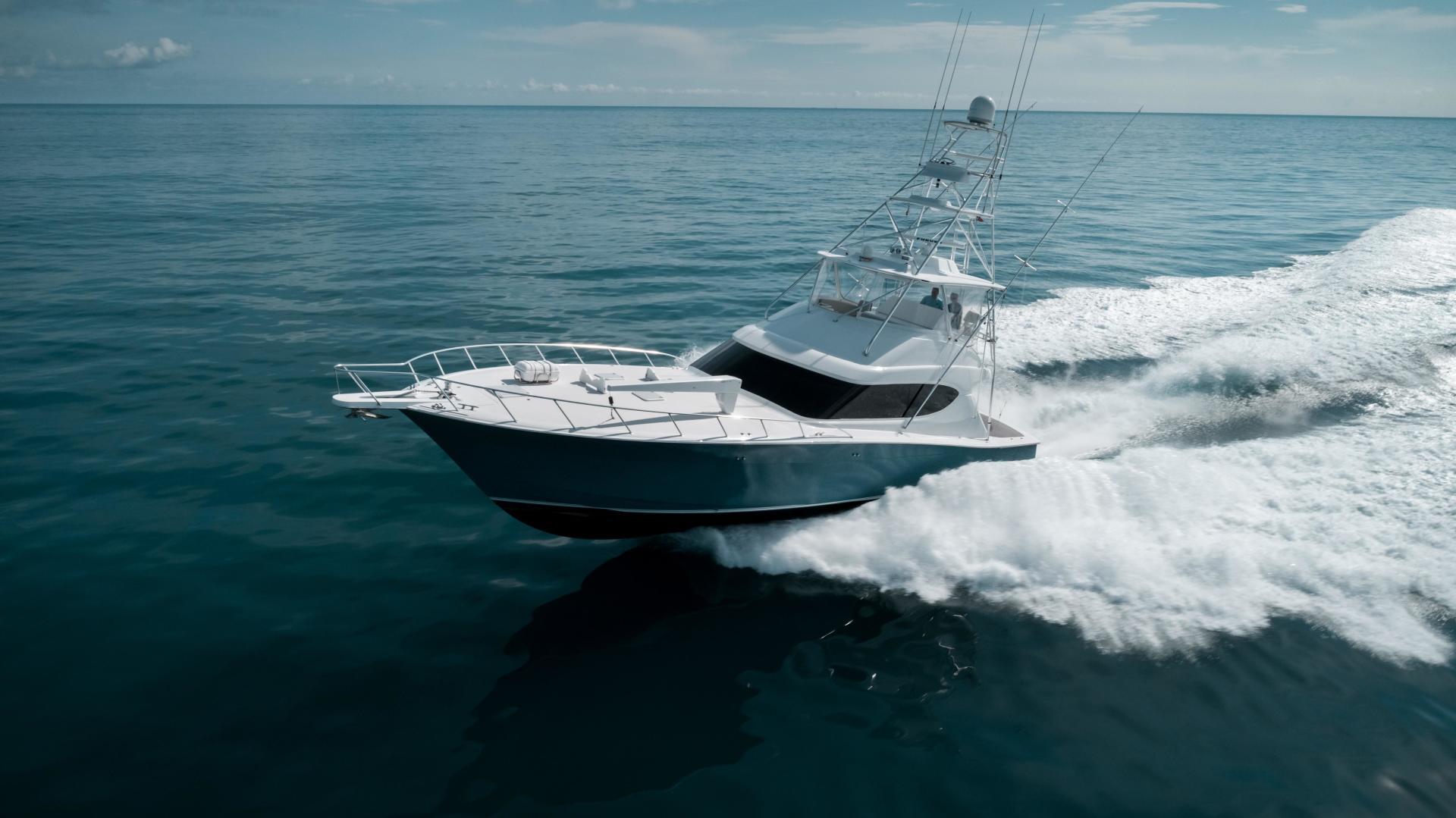 Hatteras-60 GT 2008-Ty Me Up Stuart-Florida-United States-1255312 | Thumbnail