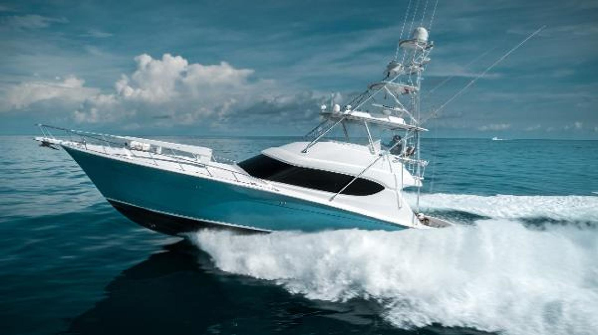 Picture Of: 59' Hatteras 60 GT 2008 Yacht For Sale | 1 of 107