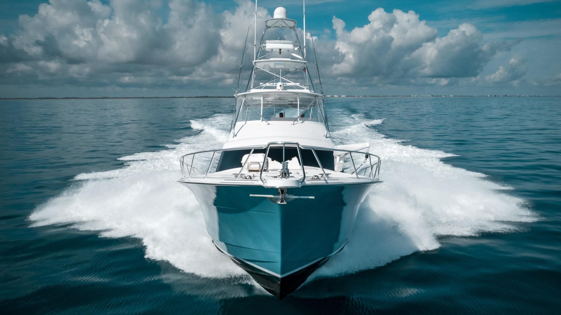 Hatteras-60 GT 2008-Ty Me Up Stuart-Florida-United States-Bow-1255208 | Thumbnail