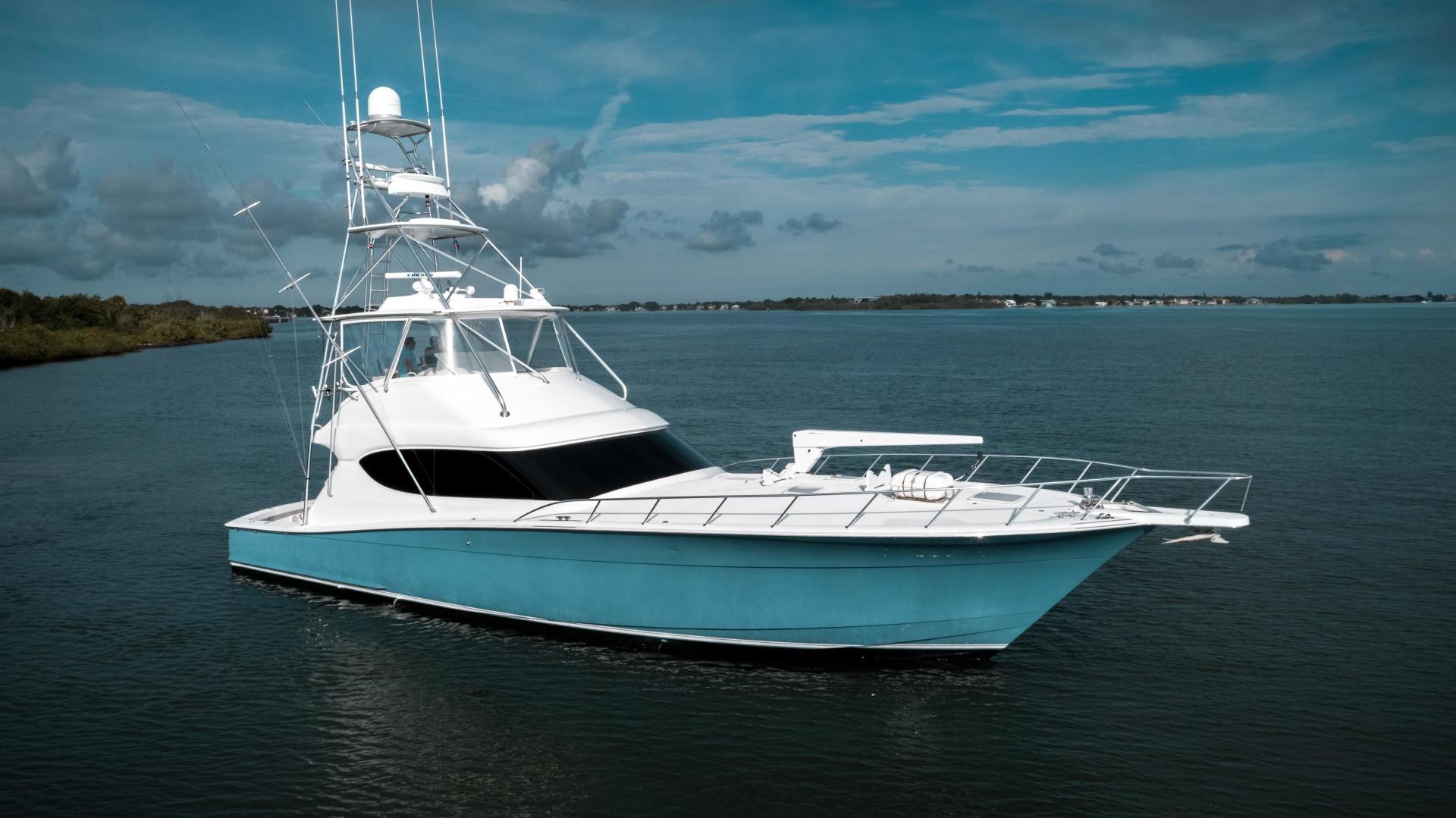 Hatteras-60 GT 2008-Ty Me Up Stuart-Florida-United States-1255309 | Thumbnail