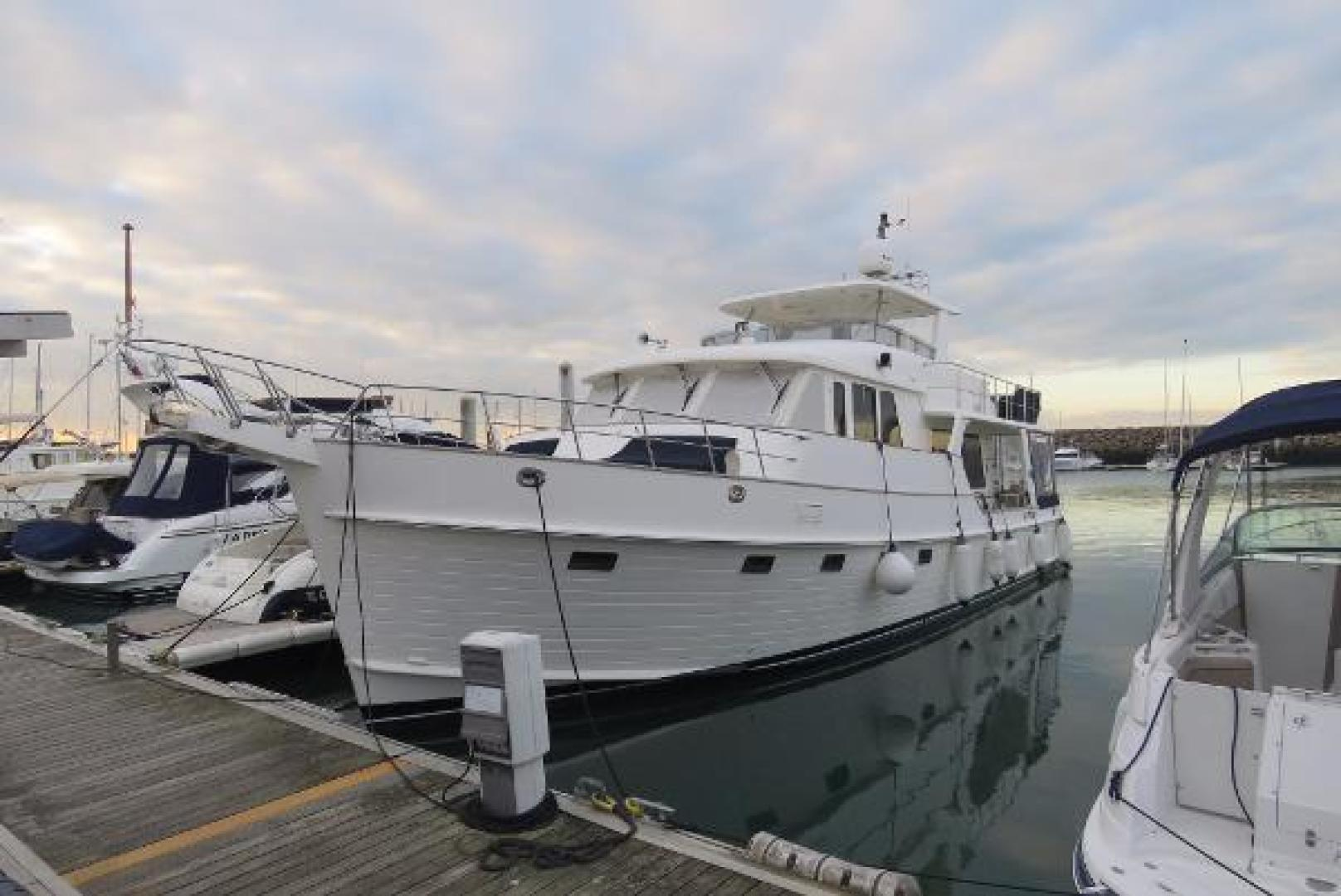 Picture Of: 58' Grand Banks Aleutian 59 2013 Yacht For Sale | 1 of 36