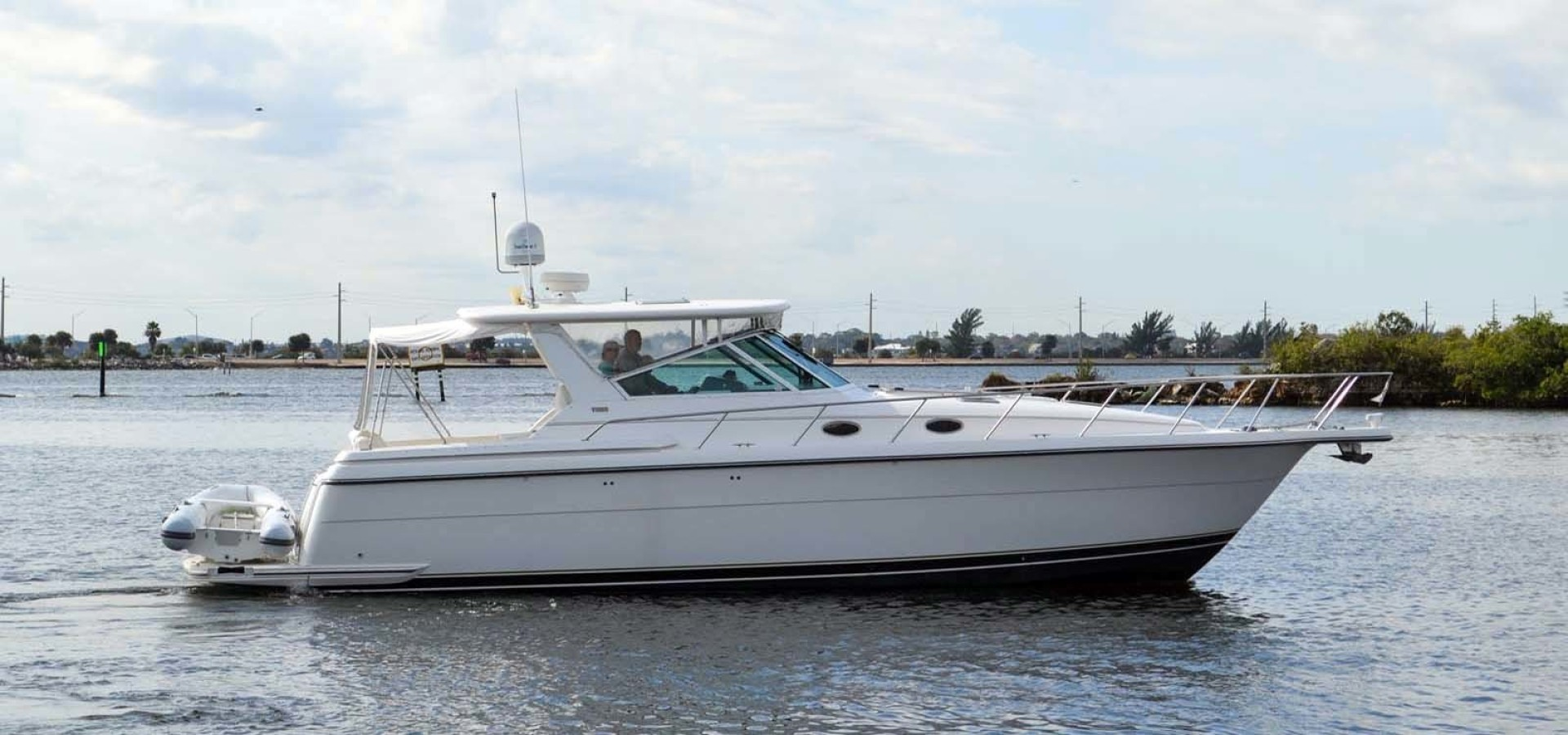 Tiara Yachts-4000 Express 2001-The Lady Barbara Melbourne-Florida-United States-Starboard-1315241 | Thumbnail