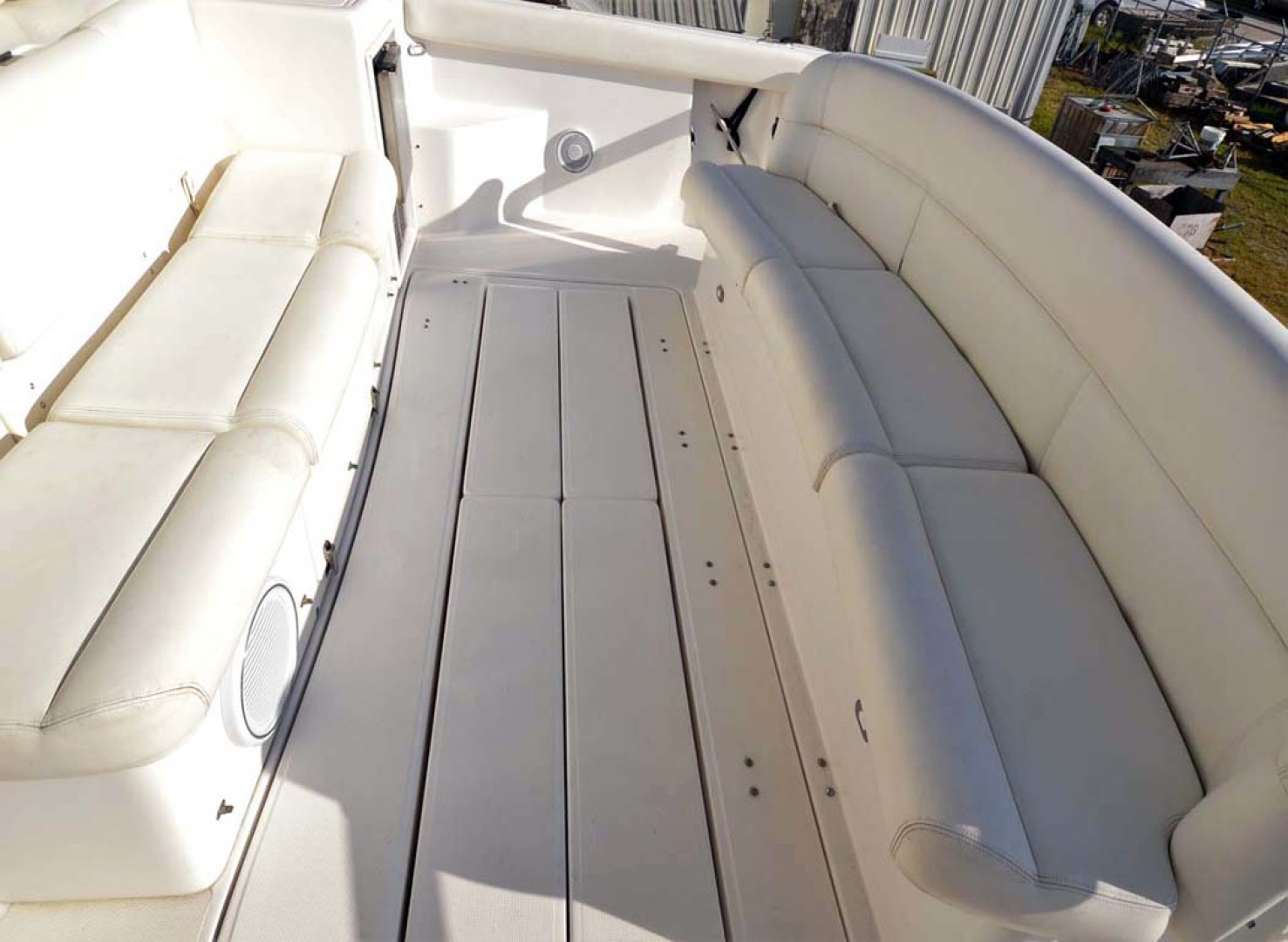 Tiara Yachts-4000 Express 2001-The Lady Barbara Melbourne-Florida-United States-Cockpit Seating-1246959 | Thumbnail