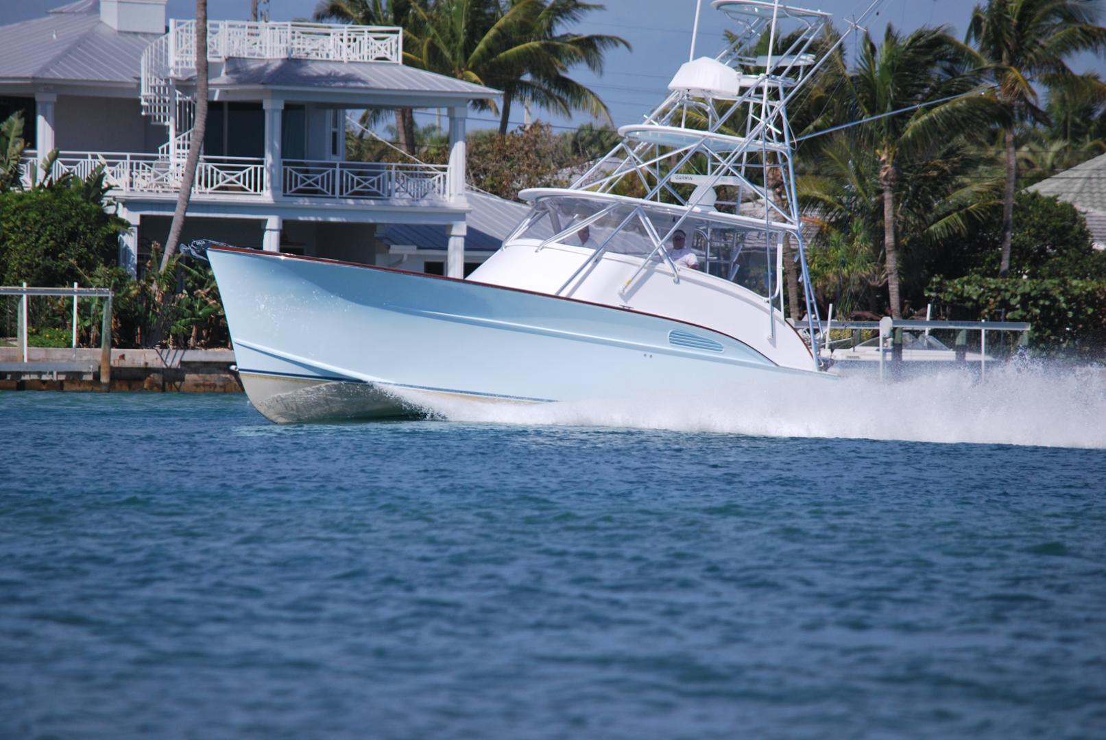Custom Carolina-Warren ONeal 1964-YARD BILLS Jupiter-Florida-United States-Cruising-1247019 | Thumbnail