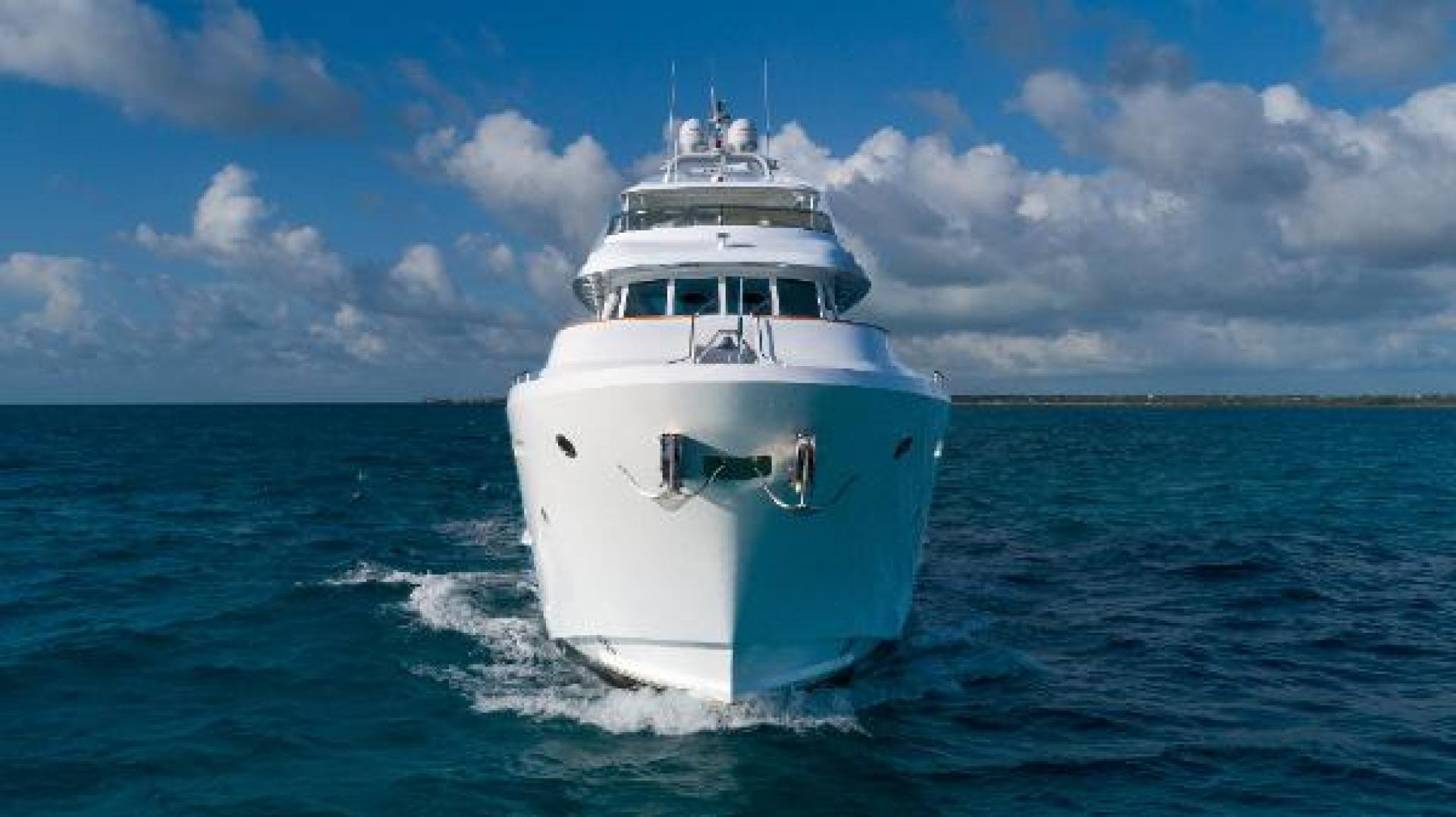 Picture Of: 98' MCP Europa 2008 Yacht For Sale   2 of 65