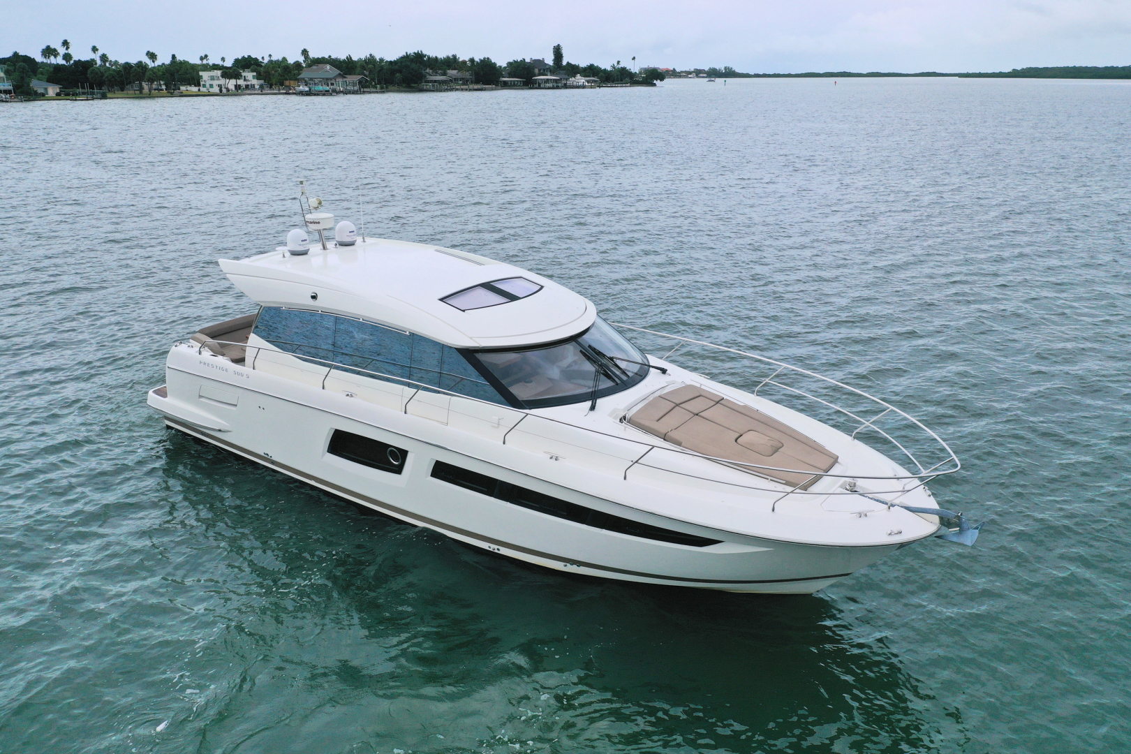 Picture Of: 50' Prestige 500S 2014 Yacht For Sale | 2 of 48