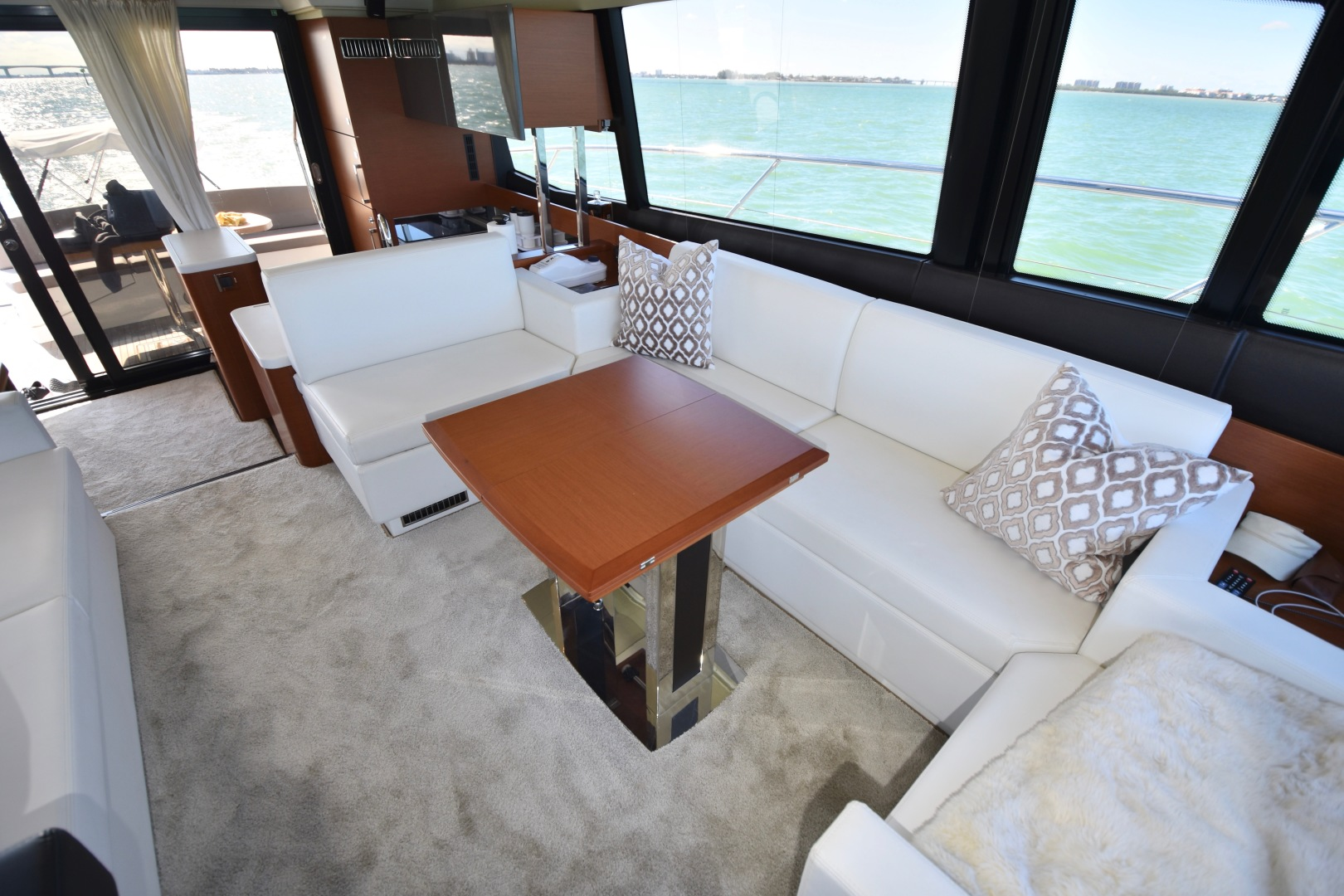 Picture Of: 49' Prestige 500 Flybridge 2017 Yacht For Sale   2 of 43