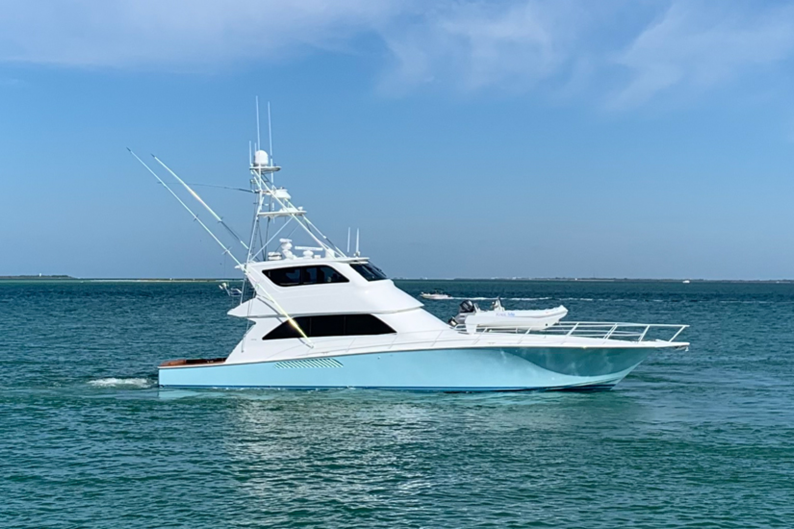 Picture Of: 74' Viking 74 Enclosed Bridge 2005 Yacht For Sale | 1 of 70