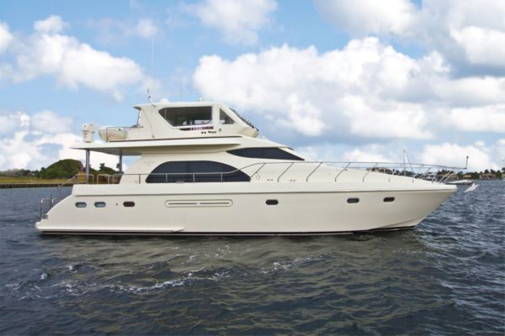 Picture Of: 60' Hampton Motor Yacht 2009 Yacht For Sale | 1 of 45