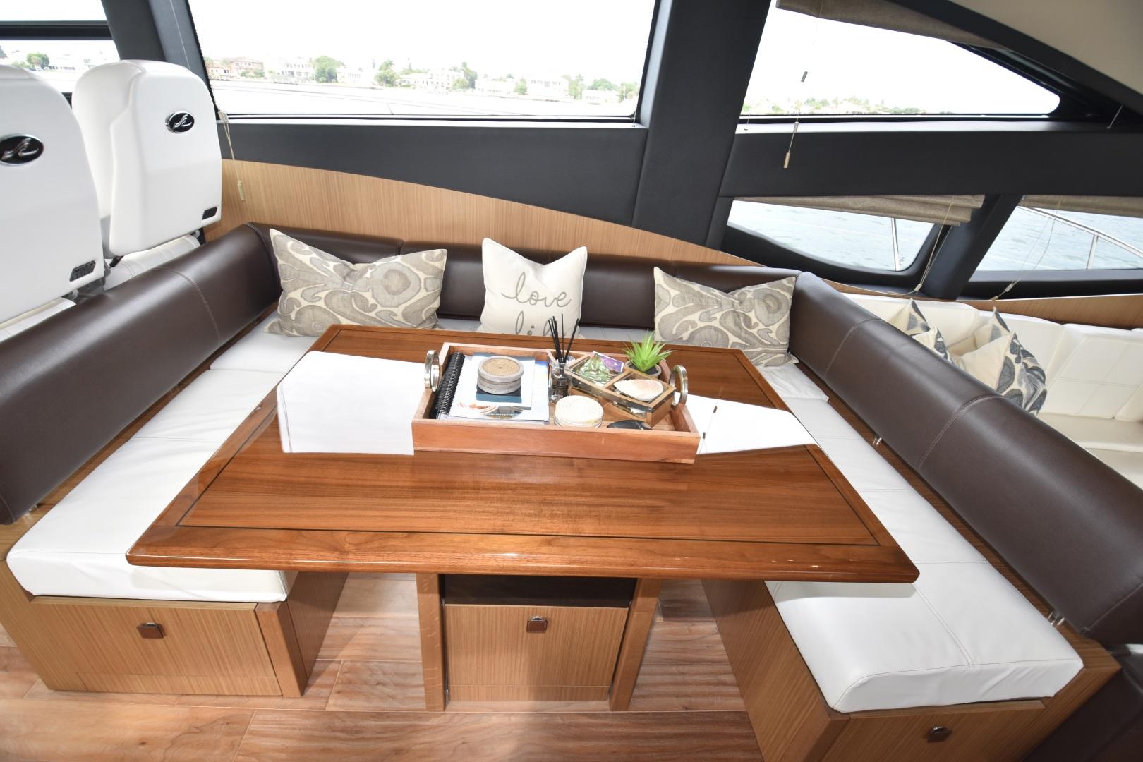 Sea Ray-L650 2016-3x's the Charm Longboat Key-Florida-United States-2016 Sea Ray L650  3x's the Charm   Dinette-1251799 | Thumbnail
